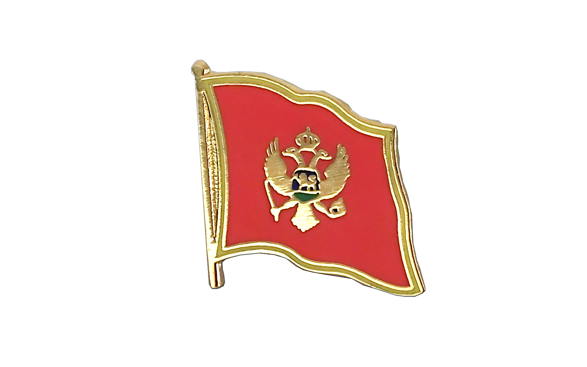 Montenegro Flag Lapel Pin Royal Flags