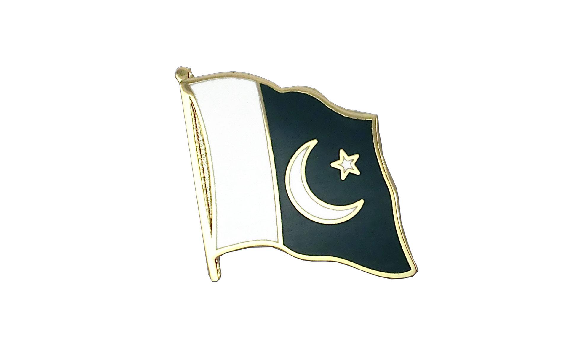 Pakistan Flag Lapel Pin Royal Flags