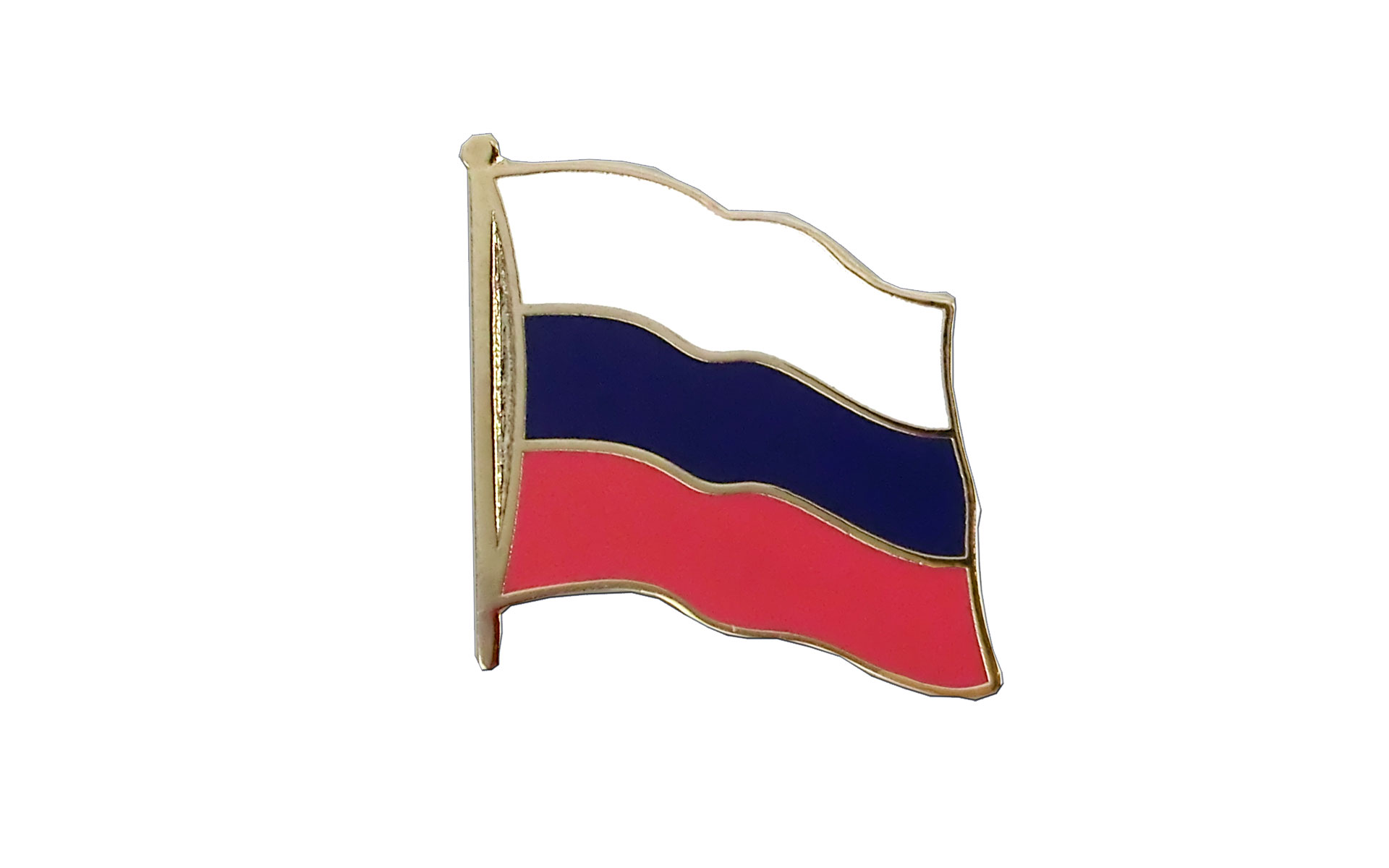 flag lapel pin russia royal flags