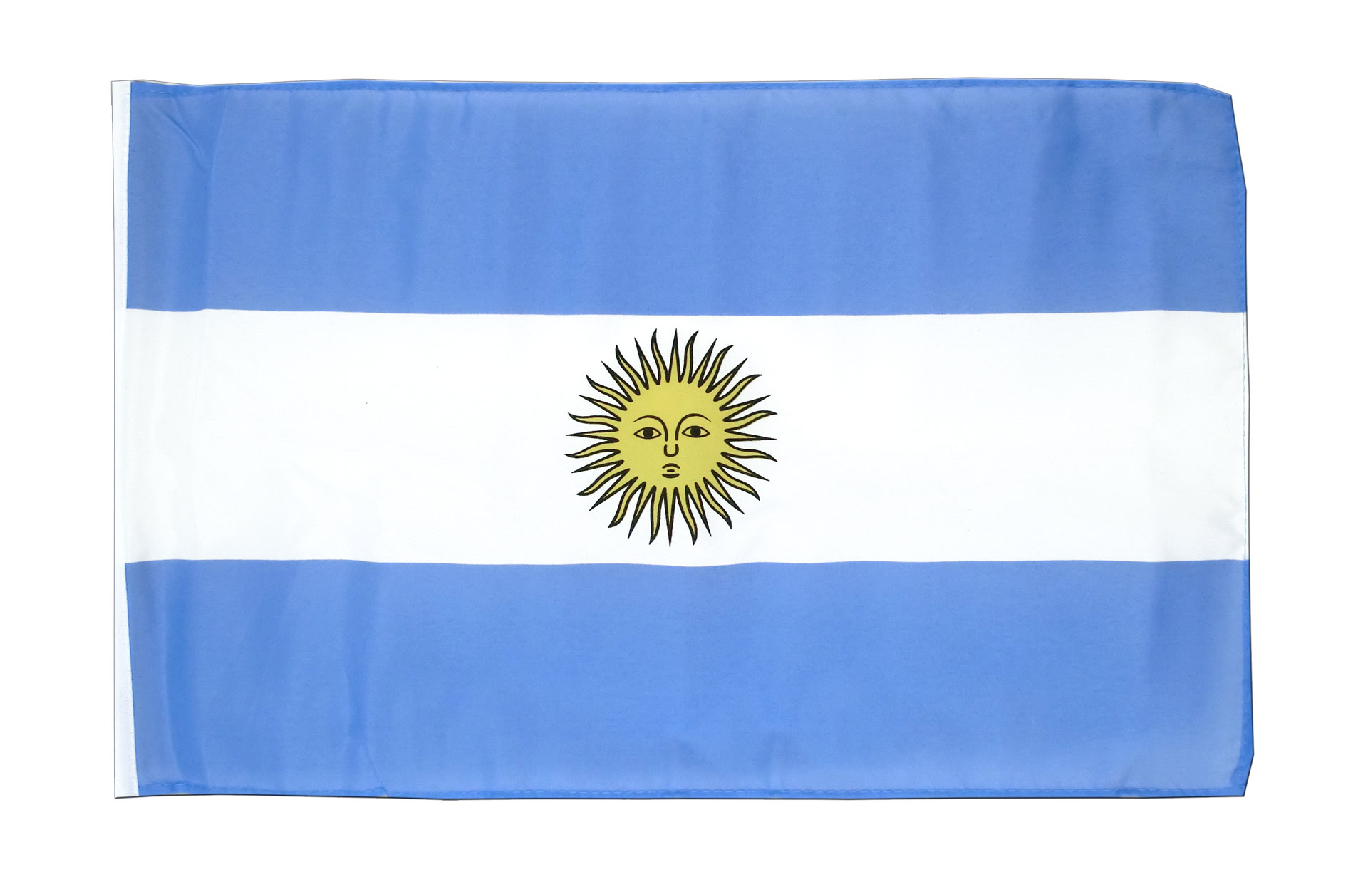 Argentina Flag Iron On