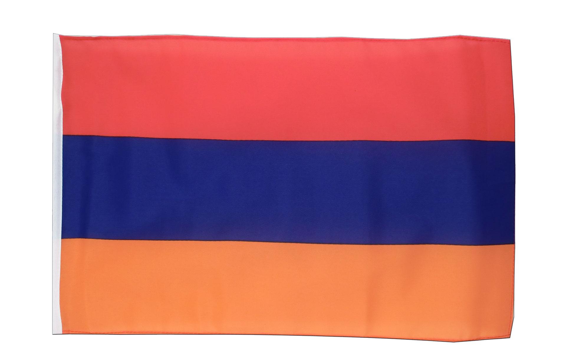 kleine armenien flagge 30 x 45 cm. Black Bedroom Furniture Sets. Home Design Ideas