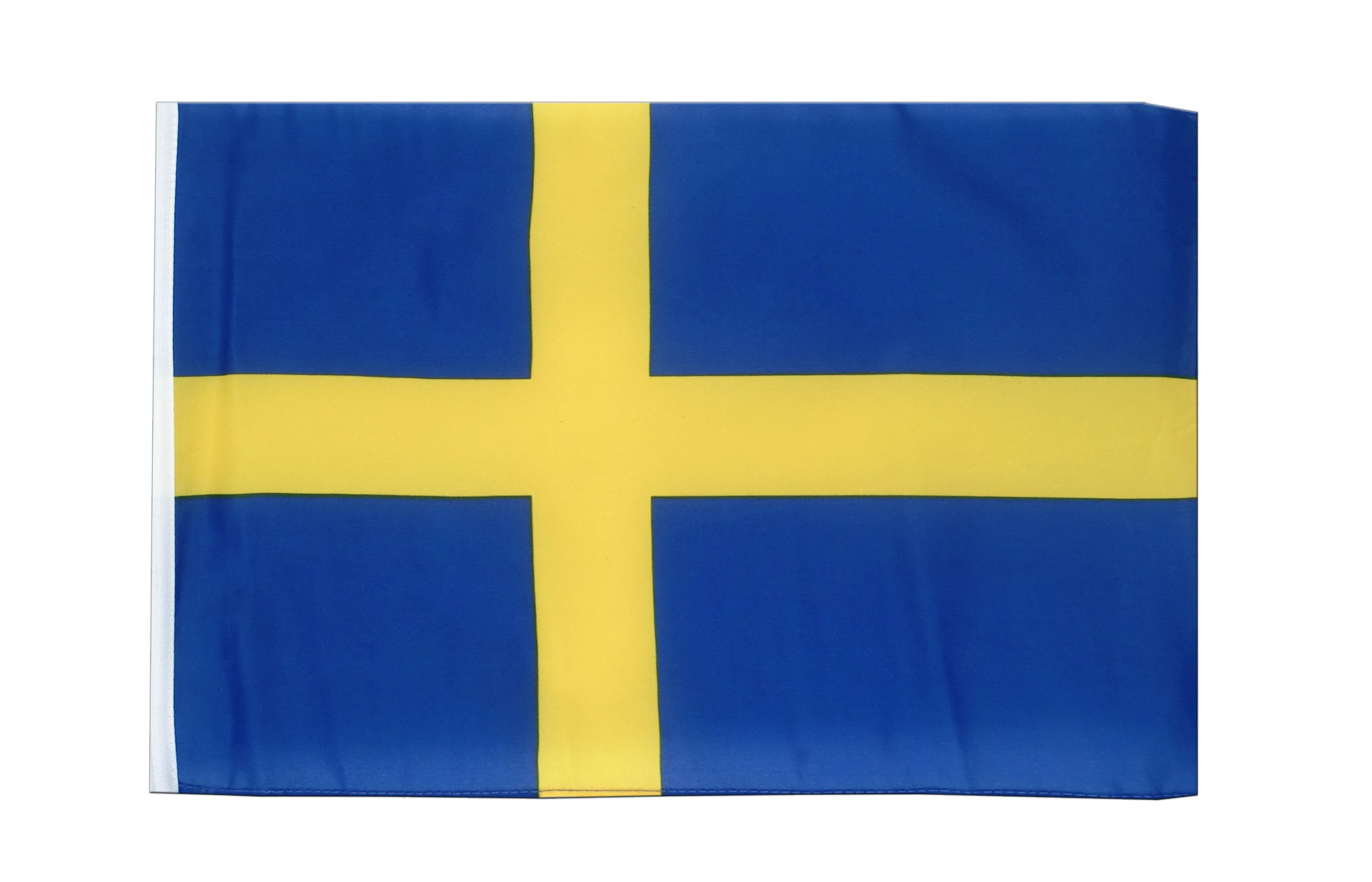 kleine schweden flagge 30 x 45 cm. Black Bedroom Furniture Sets. Home Design Ideas