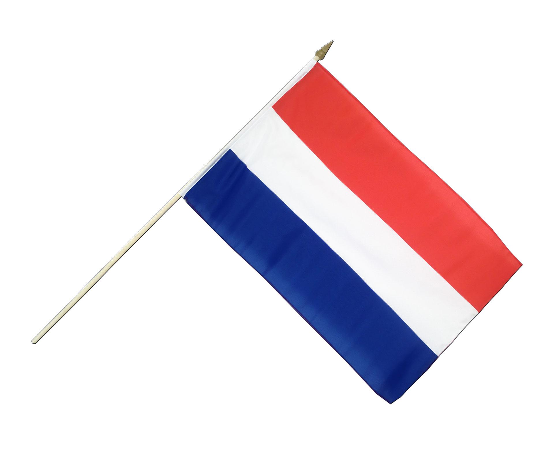 Netherlands Flag Waving Netherlands Hand Waving Flag