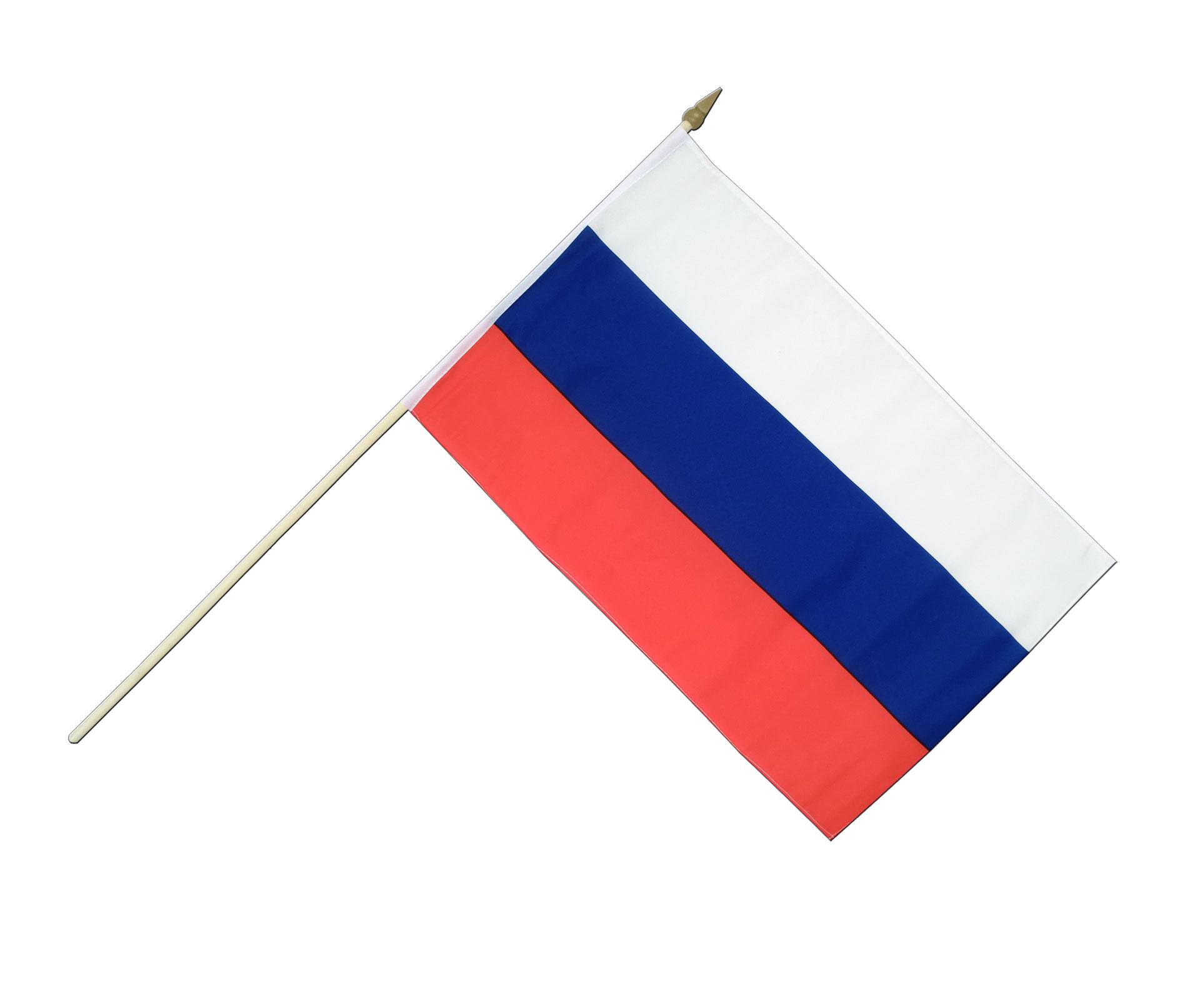 Как сделать флаг российский