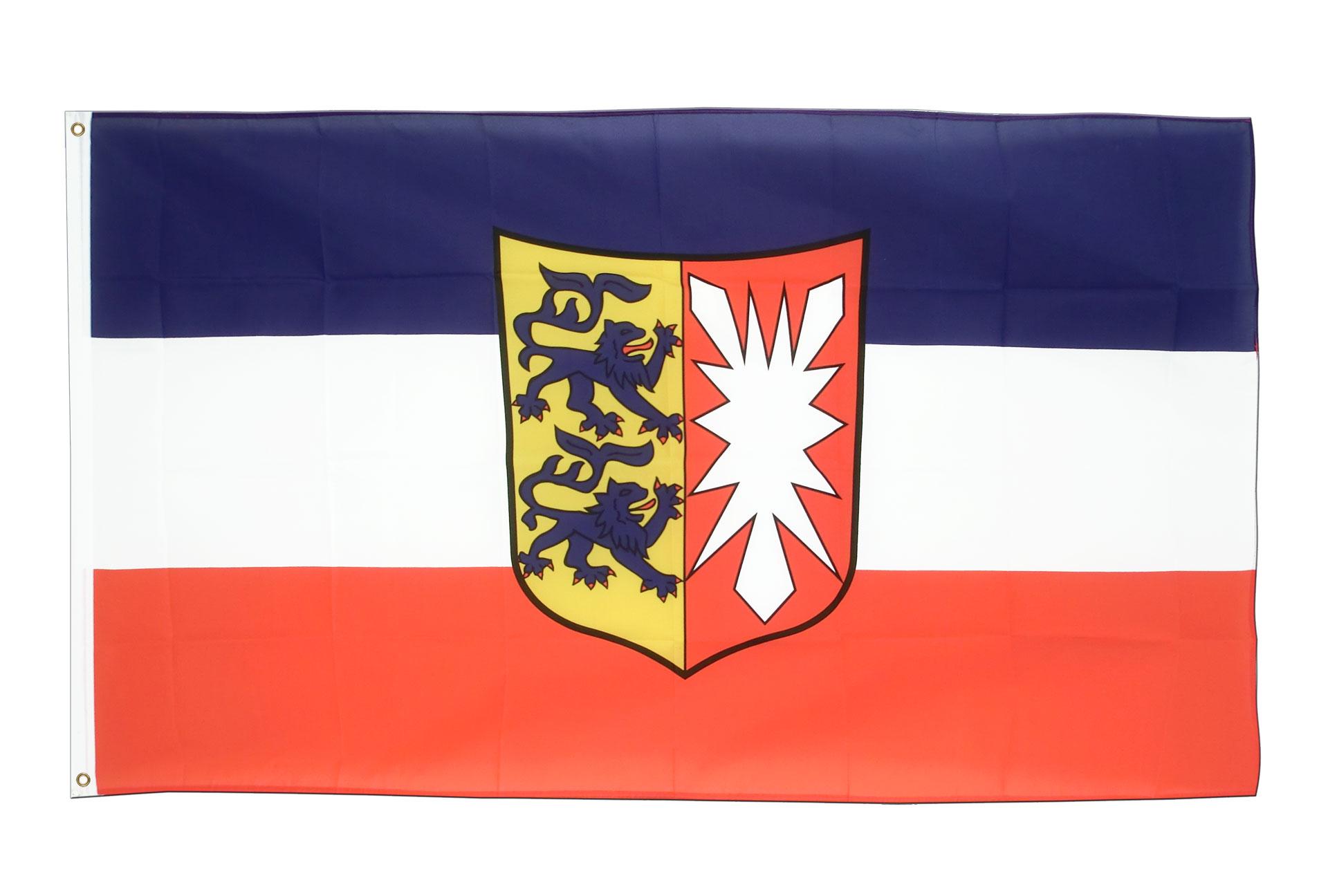 Schleswig Holstein Flagge Kaufen Flagge Schleswig Holstein 90