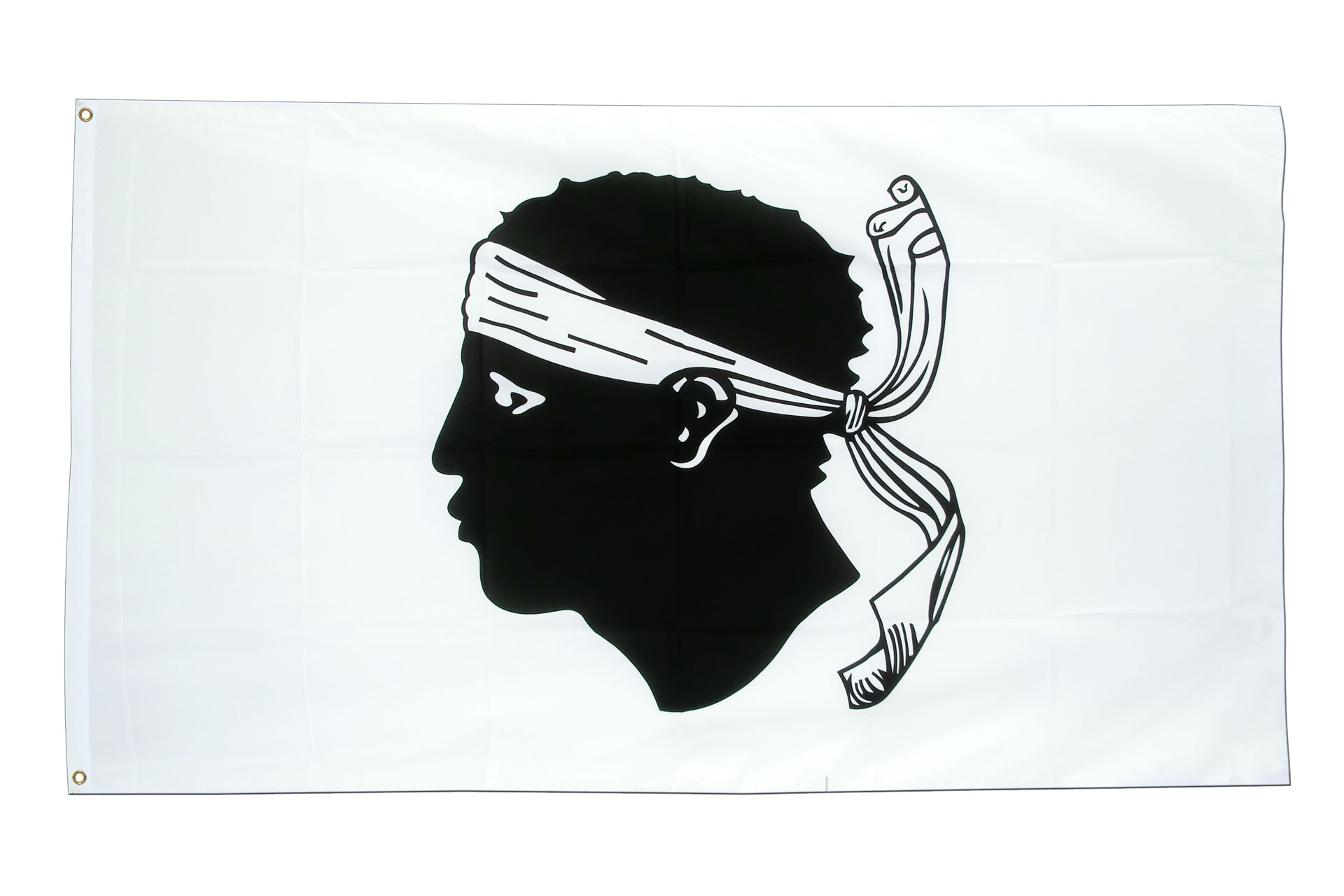 Buy Corsica Flag - 3x5 ft (90x150 cm) - Royal-Flags