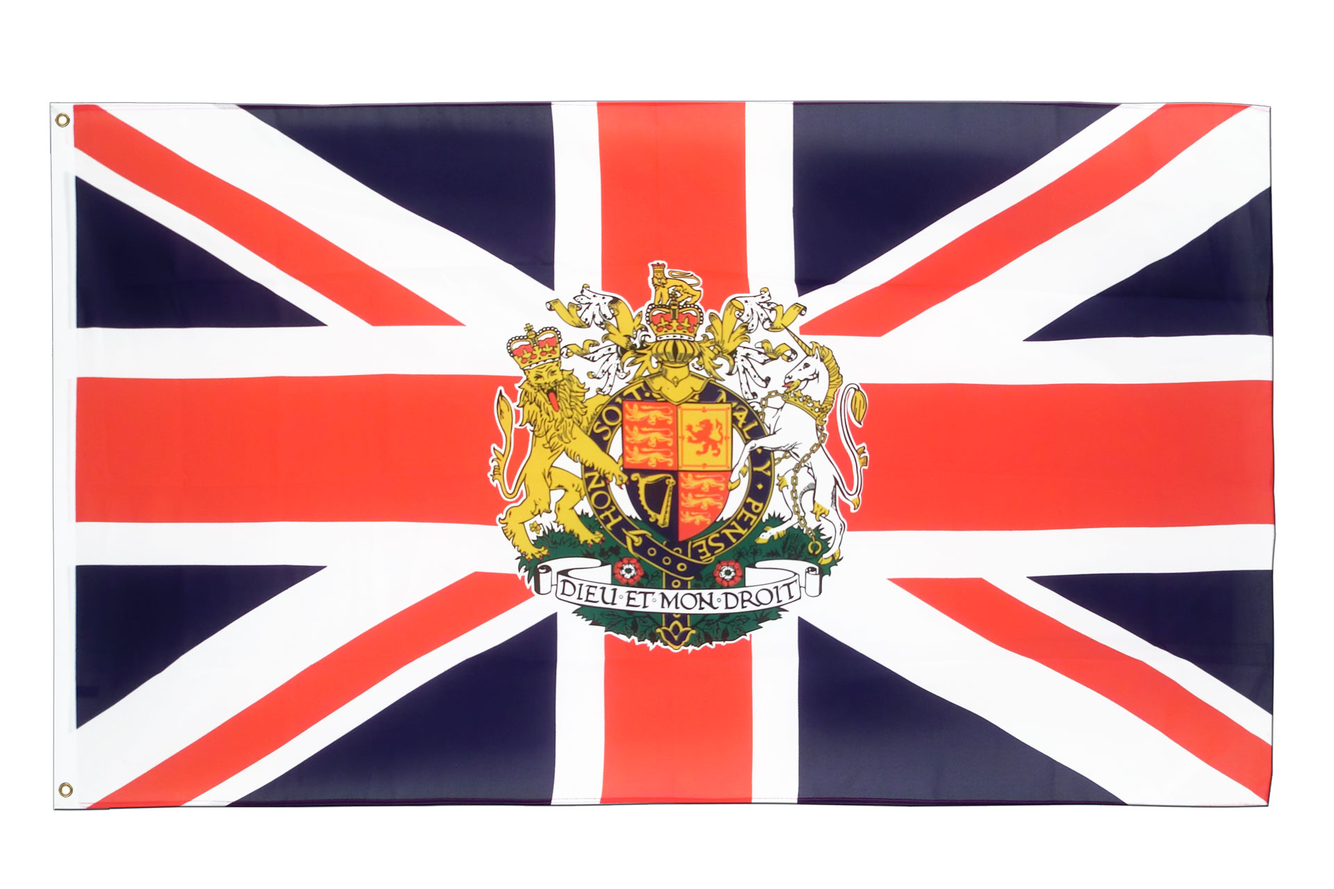 Great Britain with crest Flag - Buy british flag 3x5 ft: https://www.royal-flags.co.uk/great-britain-with-crest-flag-1708.html