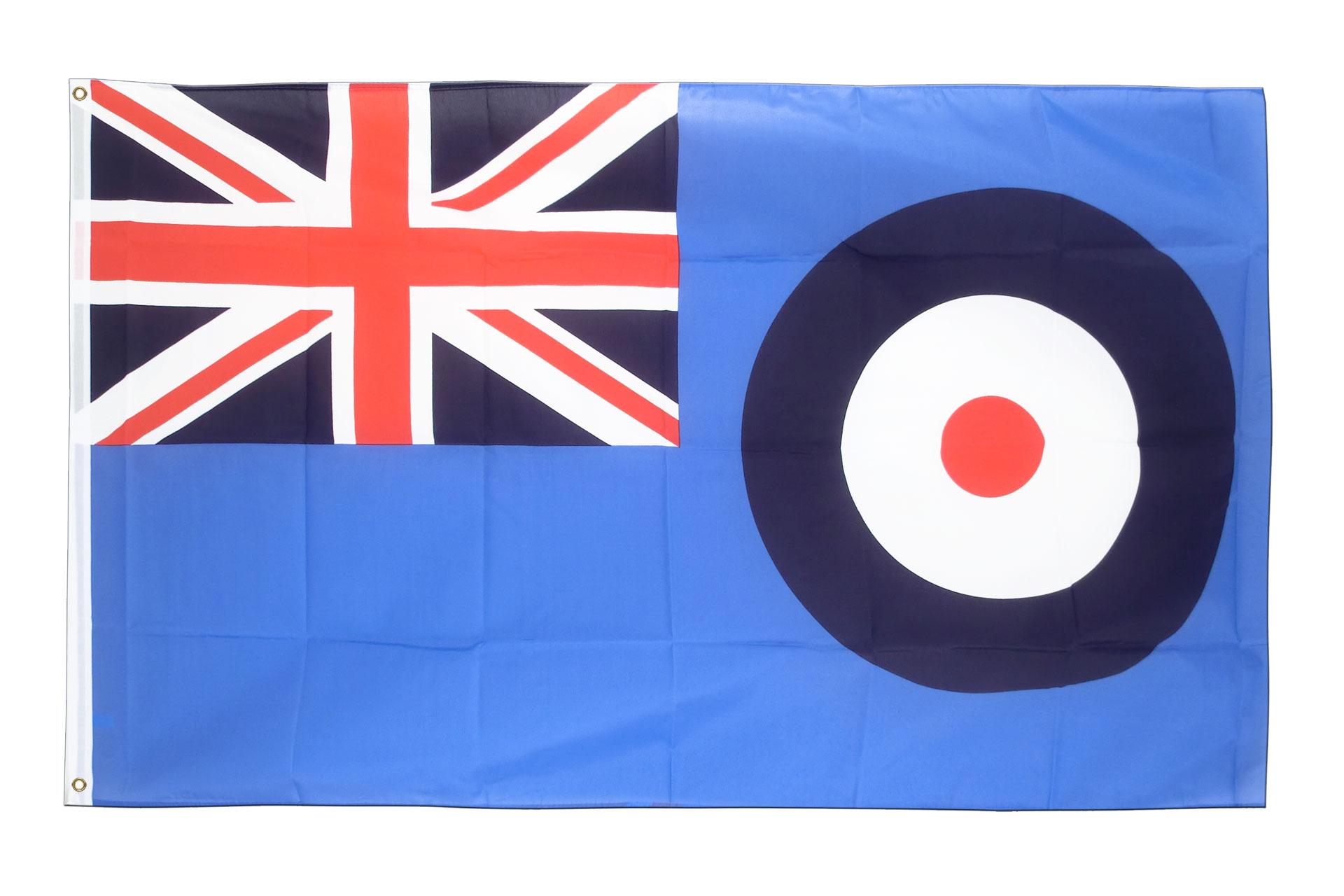 gro britannien royal airforce raf fahne kaufen 90 x 150 cm. Black Bedroom Furniture Sets. Home Design Ideas