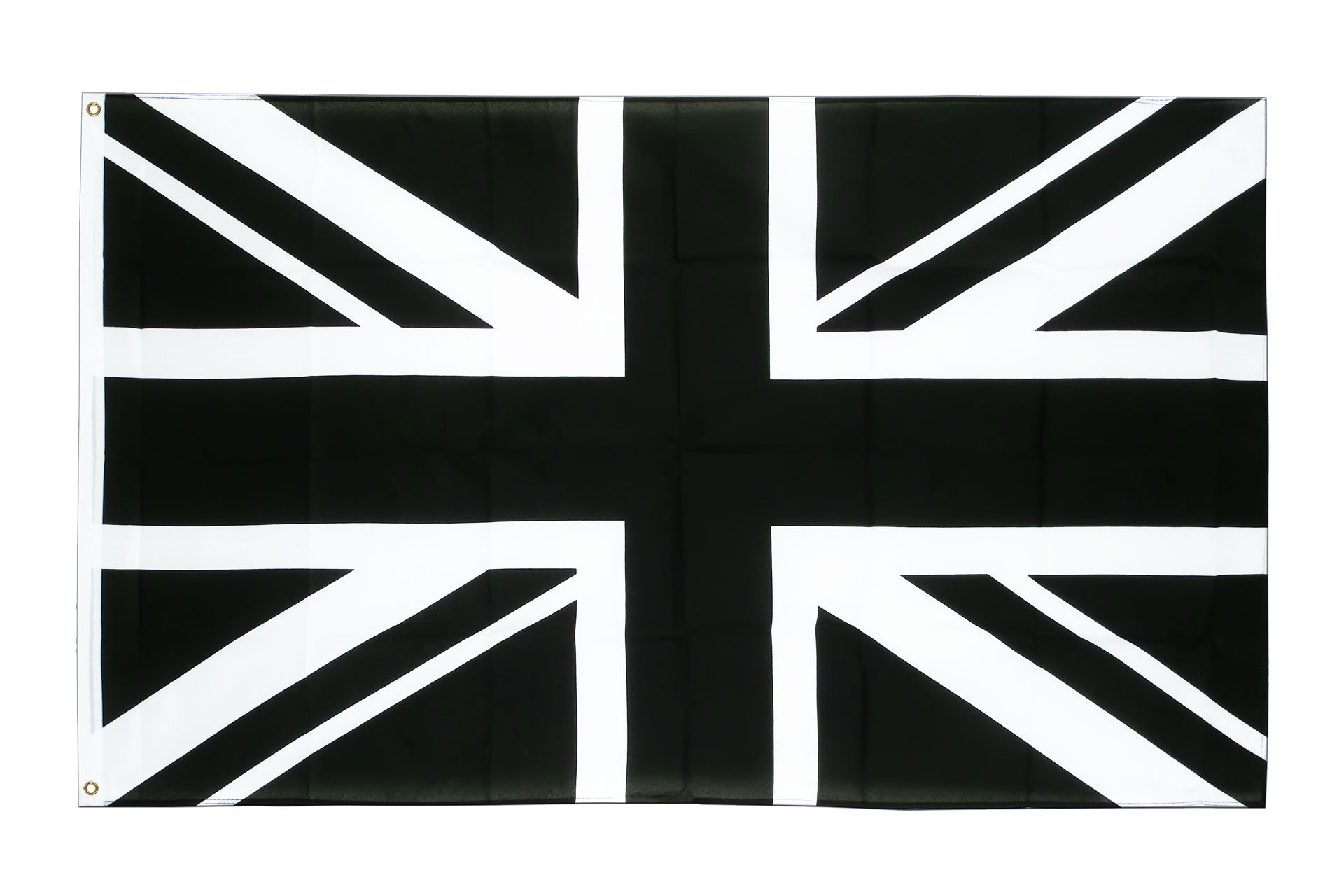 buy union jack black flag 3x5 ft 90x150 cm royal flags. Black Bedroom Furniture Sets. Home Design Ideas