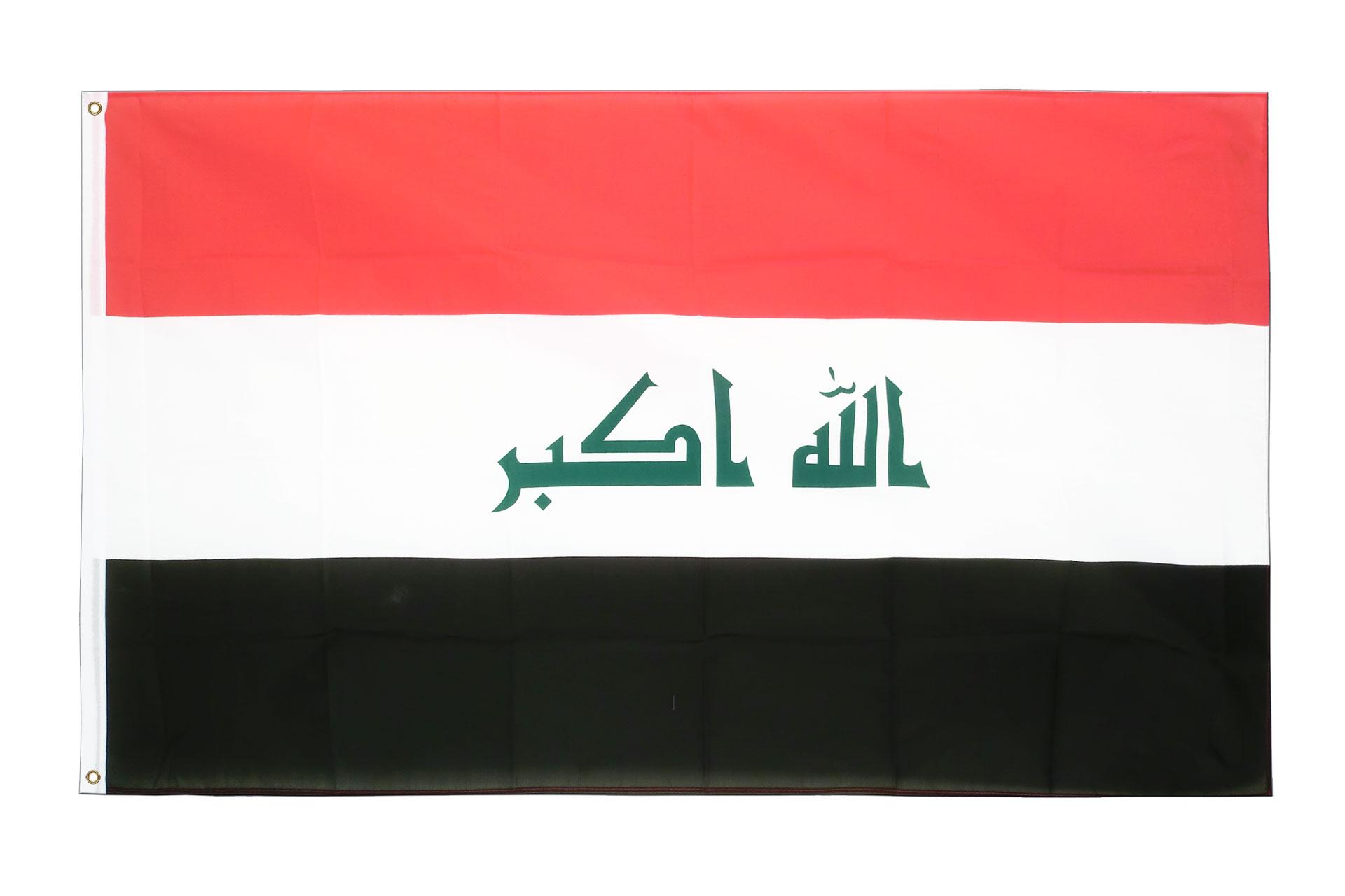 Buy iraq 2009 flag 3x5 ft 90x150 cm royal flags