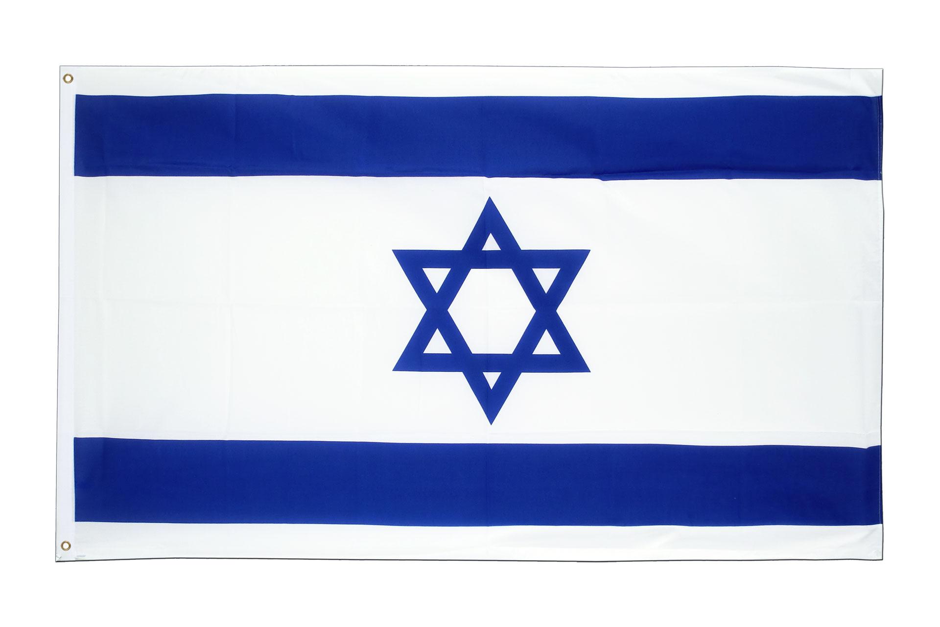 Buy Israel Flag - 3x5 ft (90x150 cm) - Royal-Flags