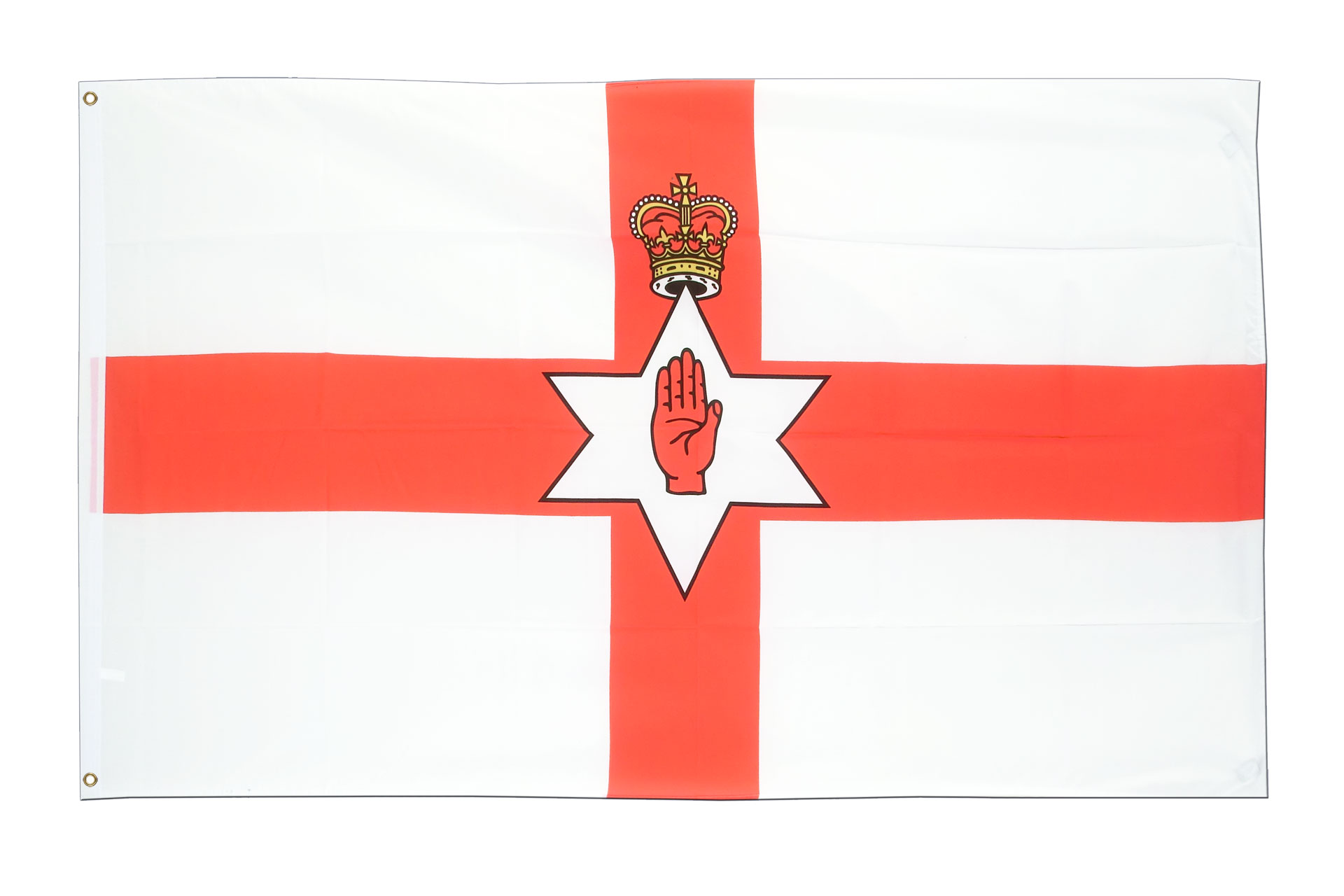 buy northern ireland flag 3x5 ft 90x150 cm royal flags