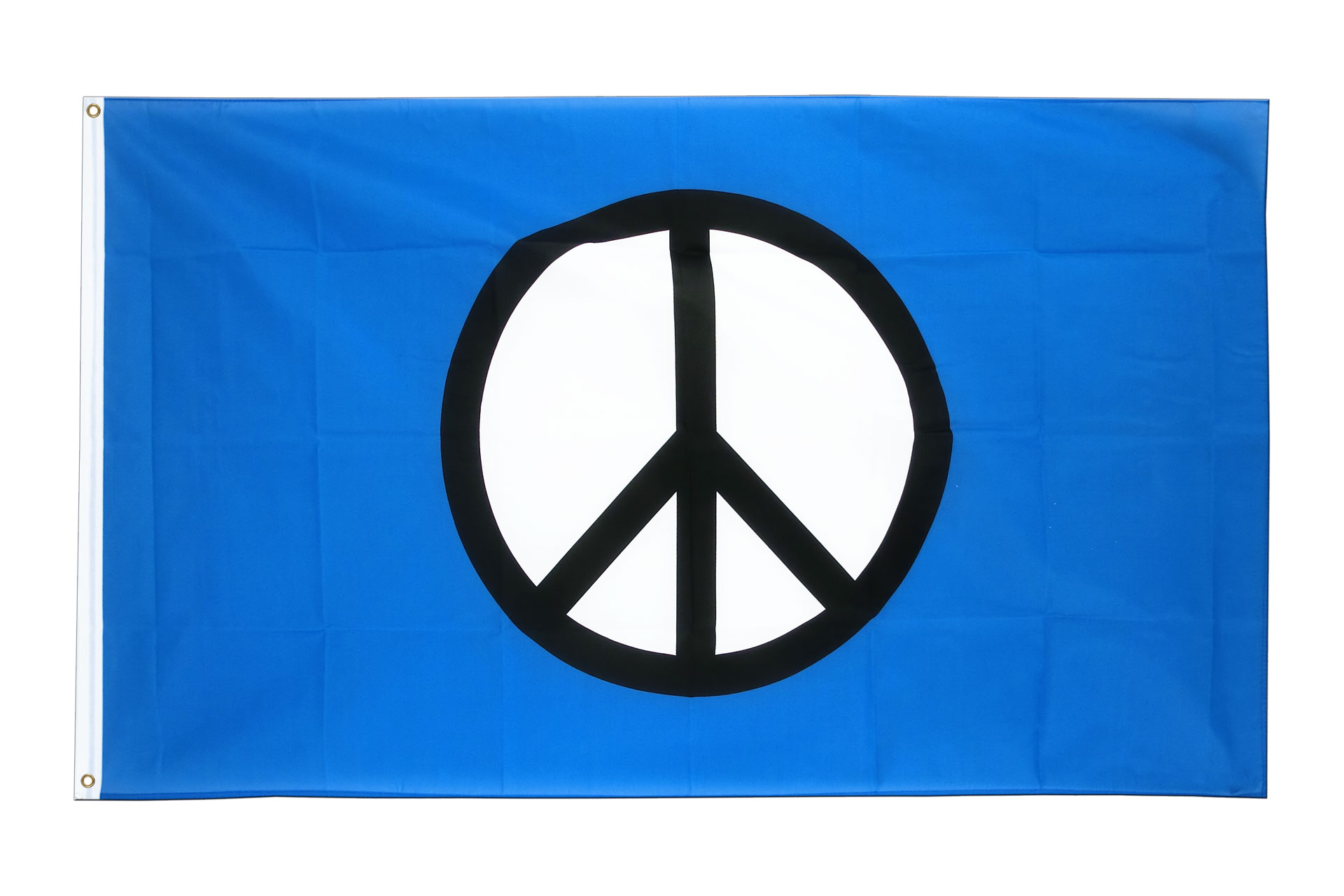 Peace CND Flag - 3 ft. x 5 ft. to buy / for sale: www.royal-flags.co.uk/buy-peace-cnd-flag-1932
