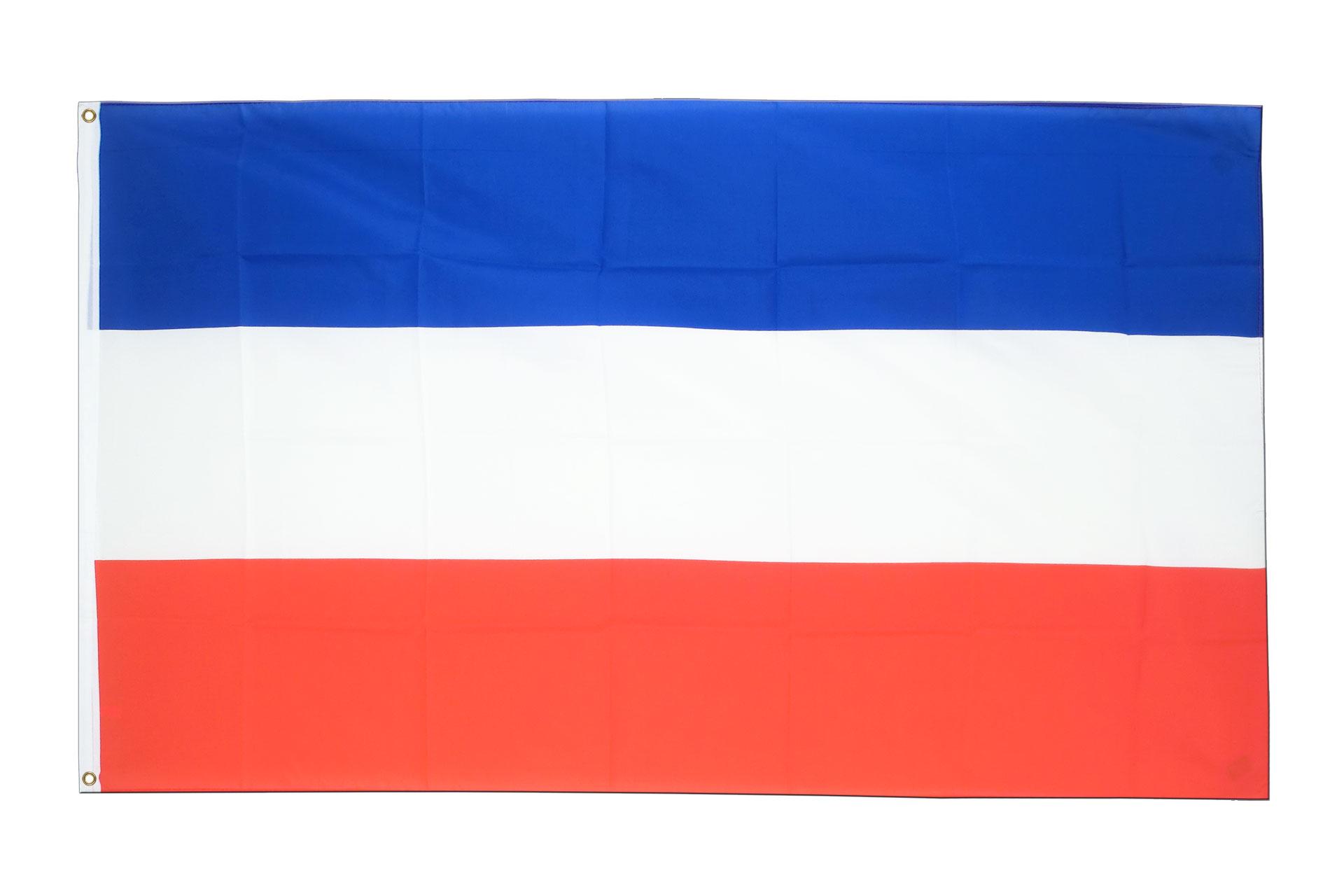 acheter drapeau serbie 90 x 150 cm monsieur des drapeaux