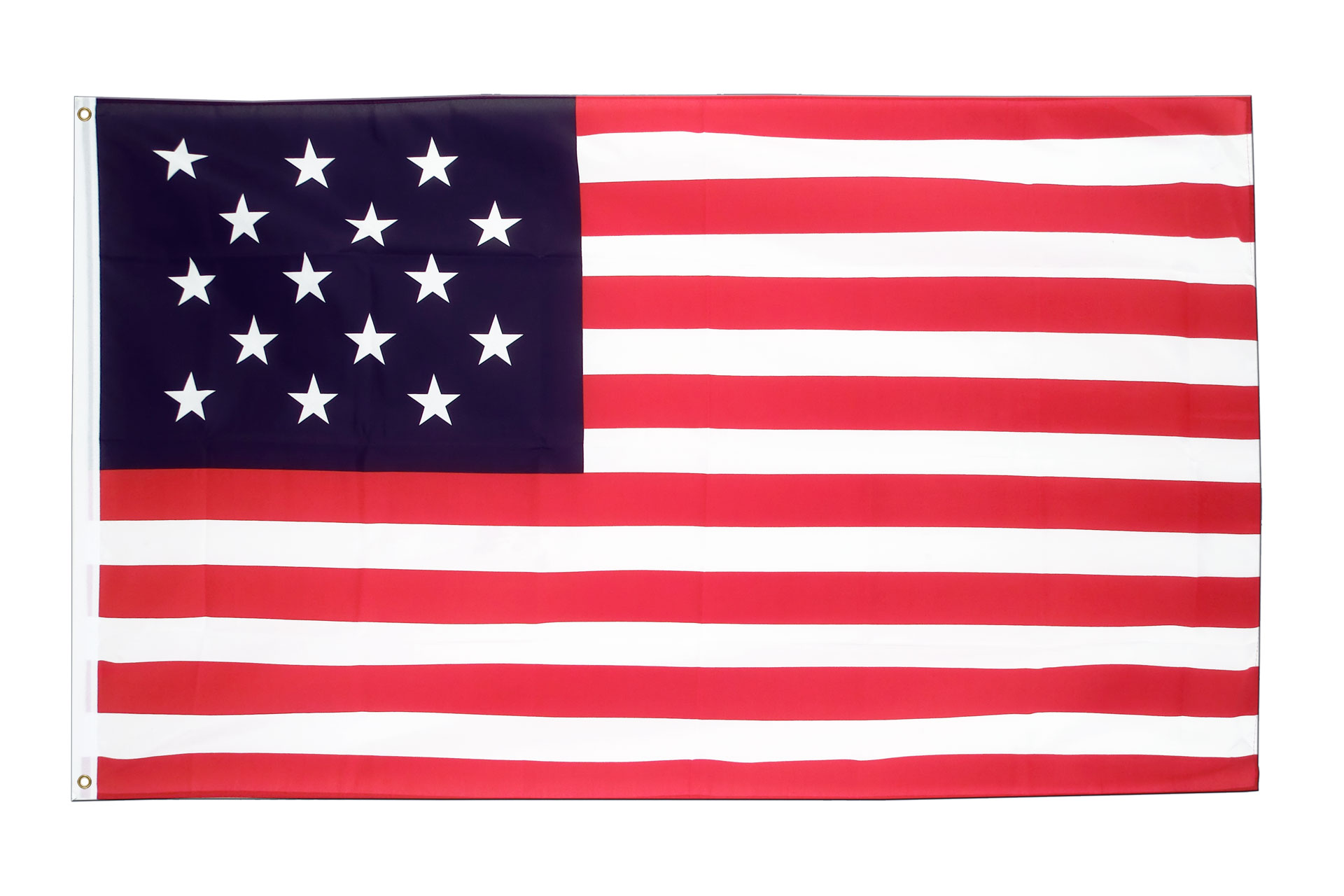 Drapeau USA 15 Etoiles