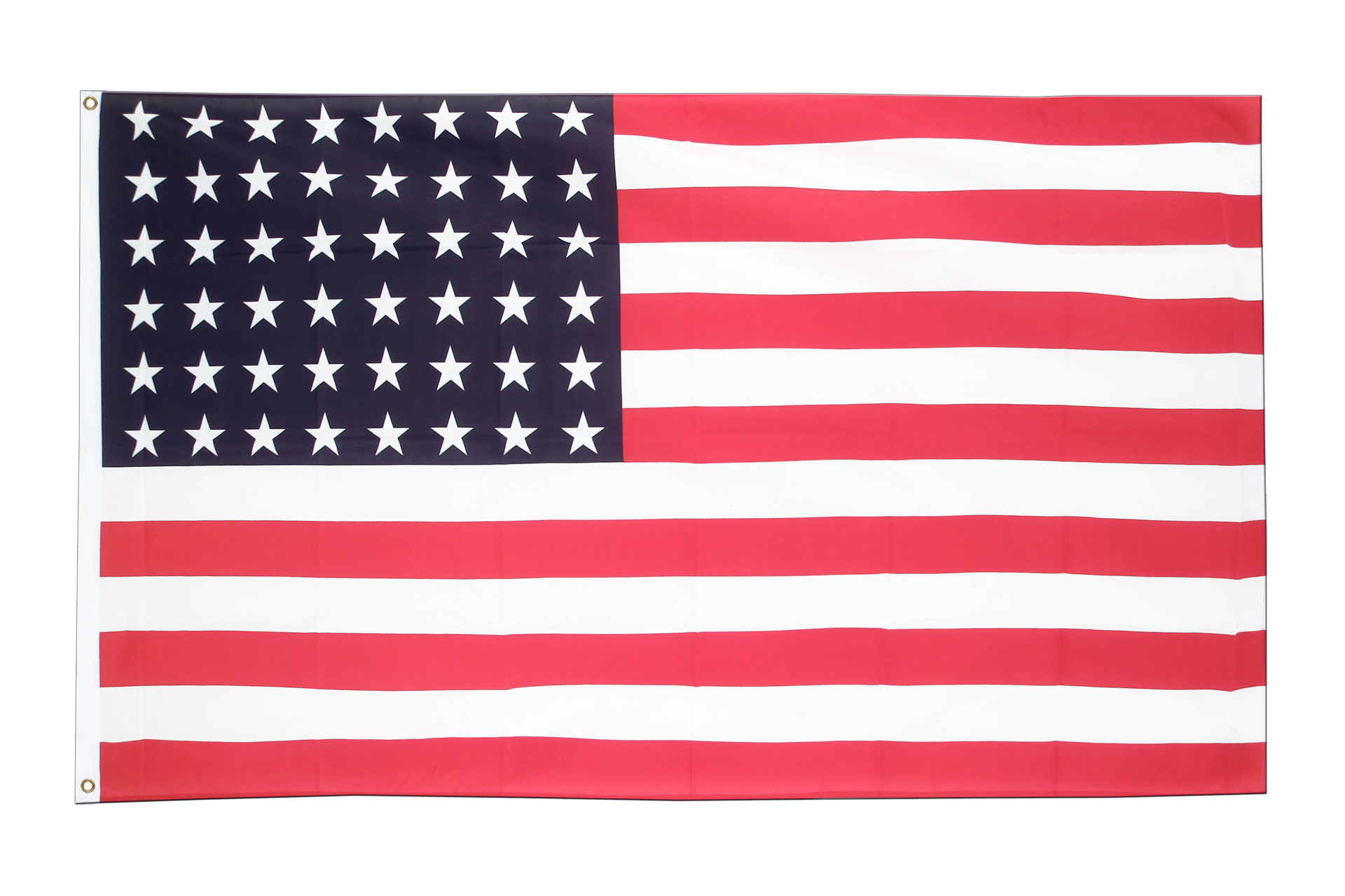 48 sterne flagge fahne im fahnen shop kaufen. Black Bedroom Furniture Sets. Home Design Ideas