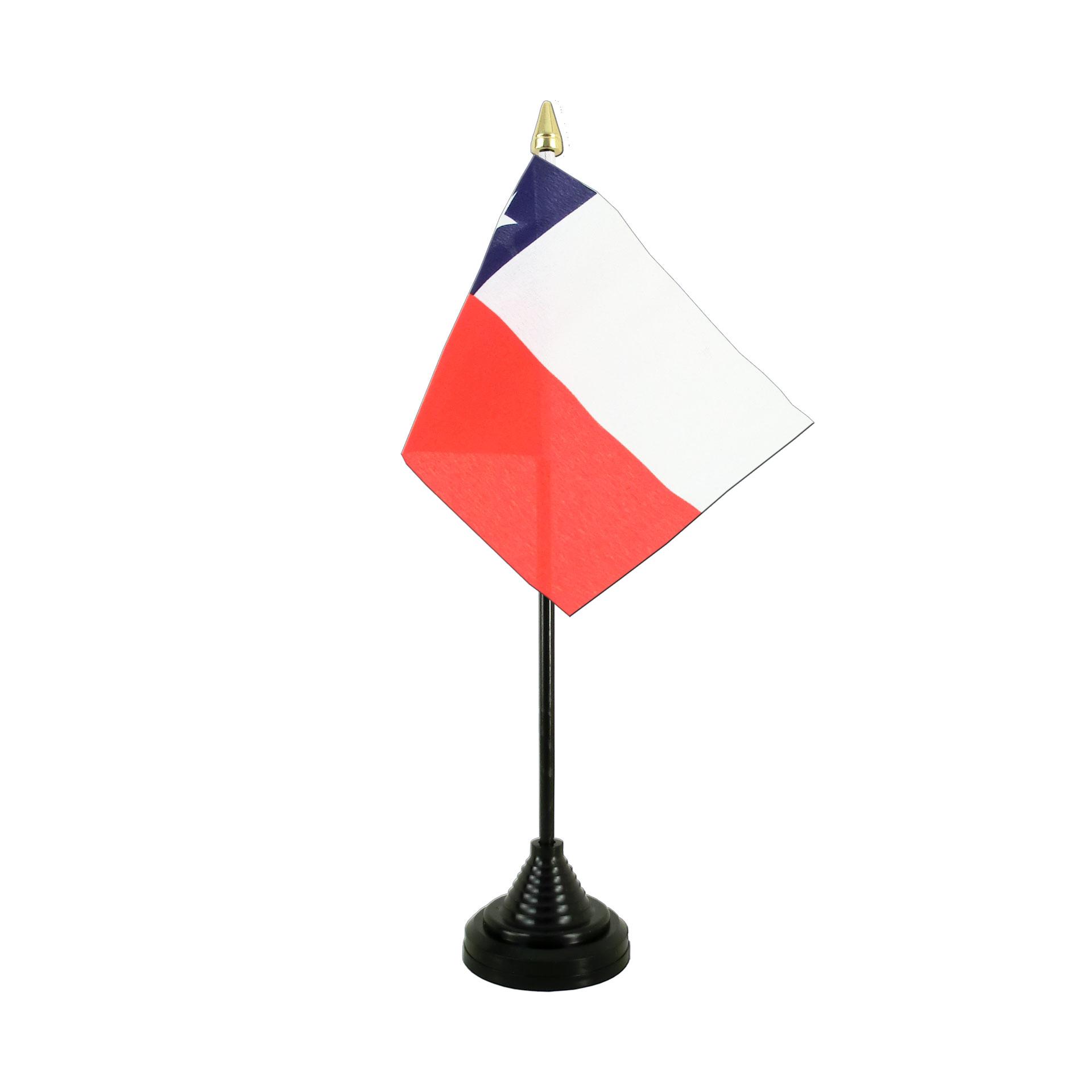table flag chile royal flags