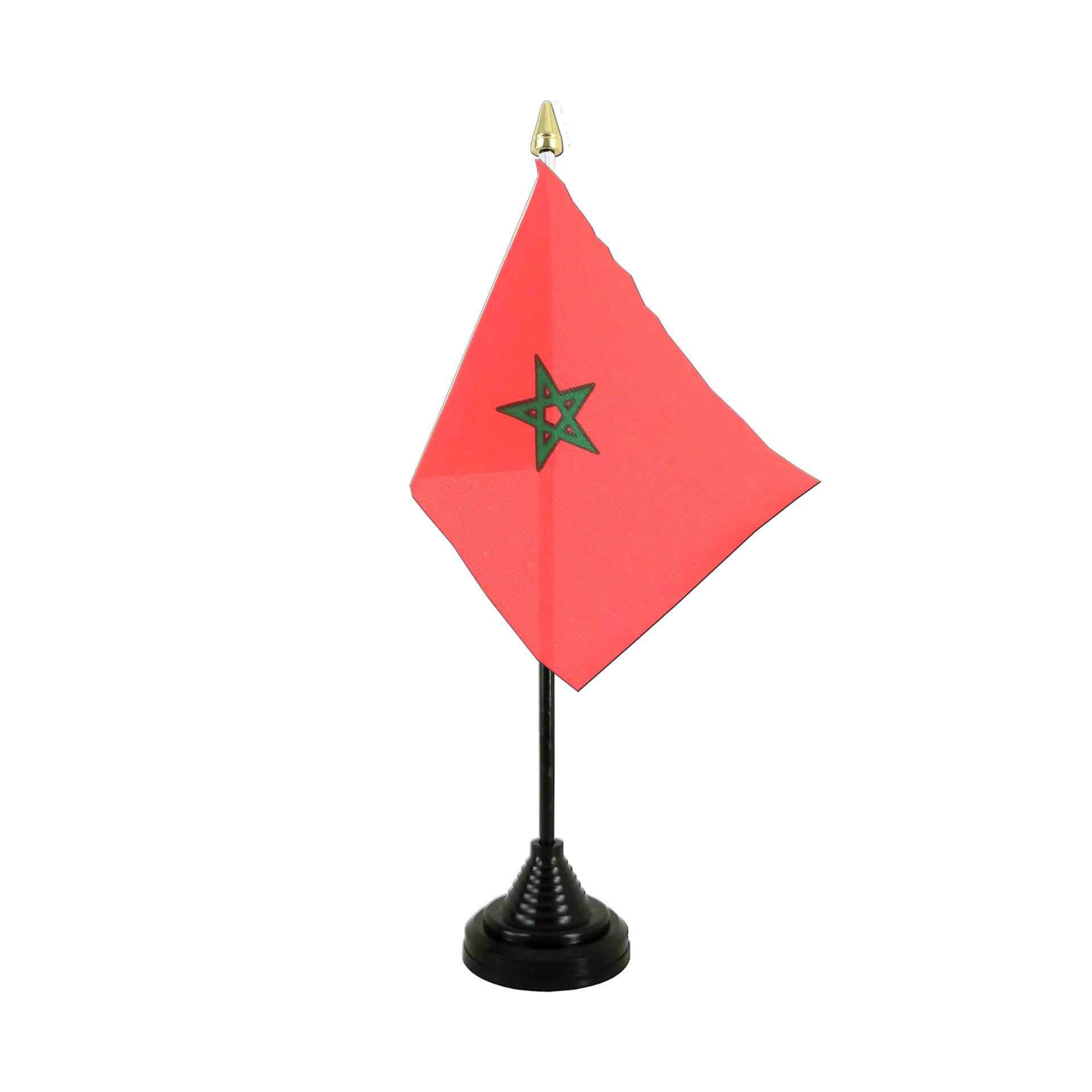 Mini drapeau maroc monsieur des drapeaux - Drapeau du maroc a imprimer ...