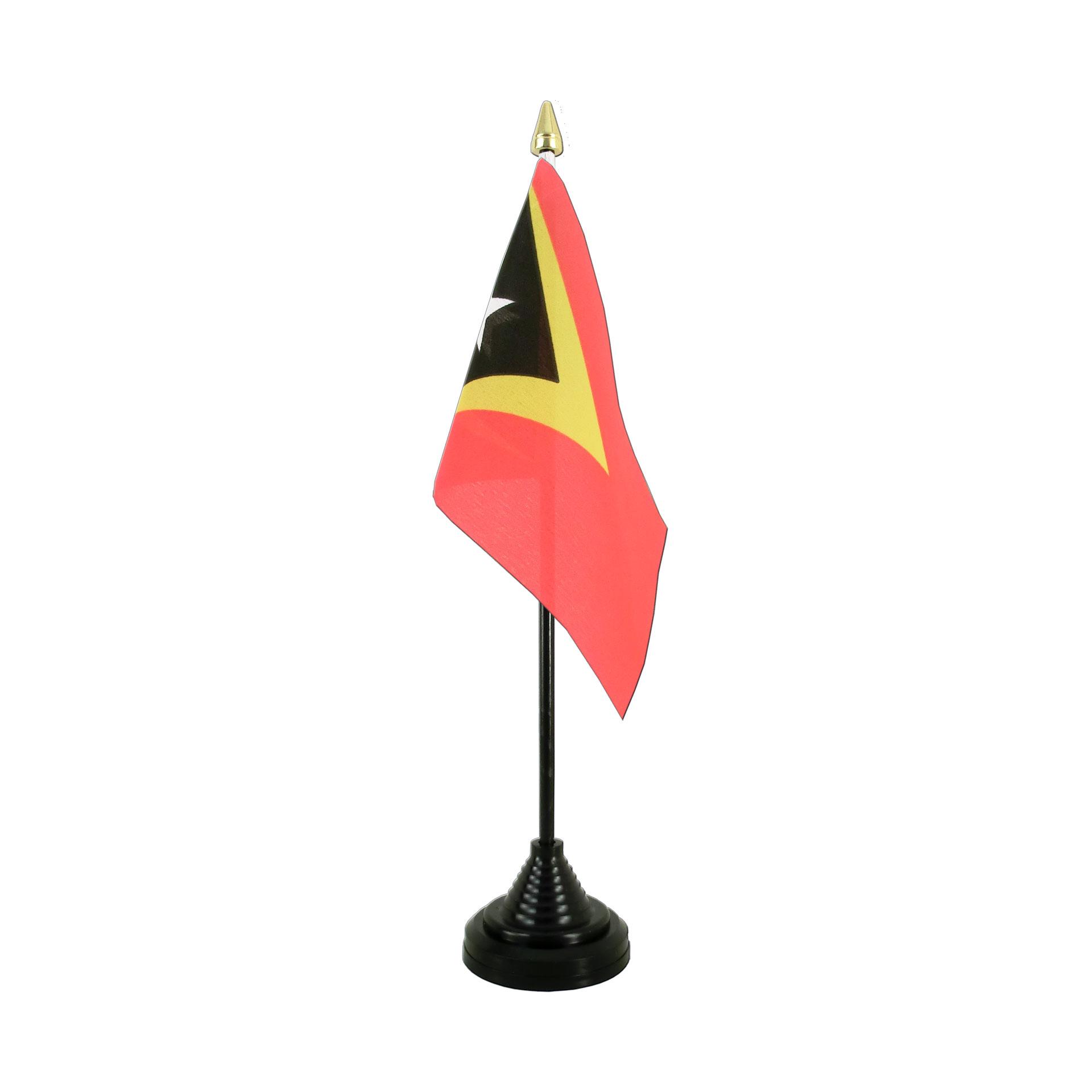East Timor Table Flag Royal Flags