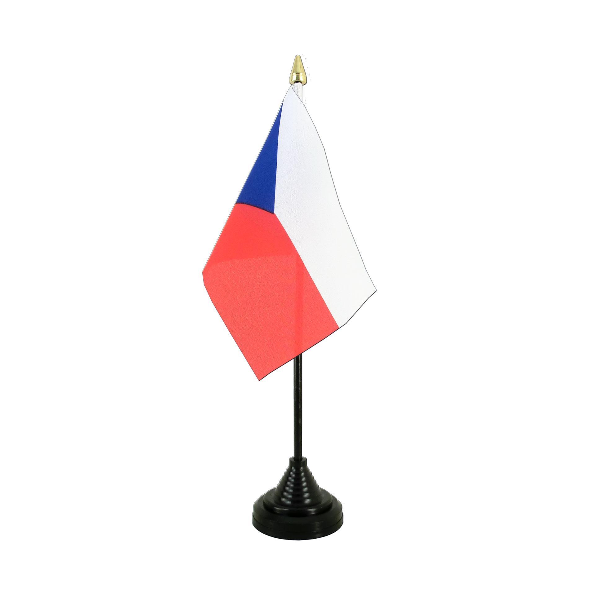 Table Flag Czech Republic