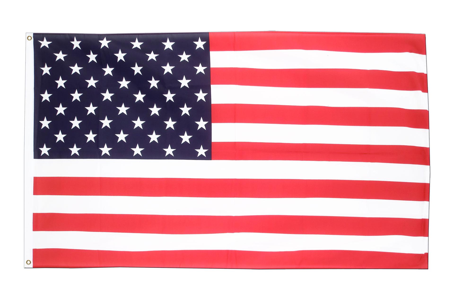 Grand drapeau am ricain 150 x 250 cm m des drapeaux - Drapeau de l amerique ...