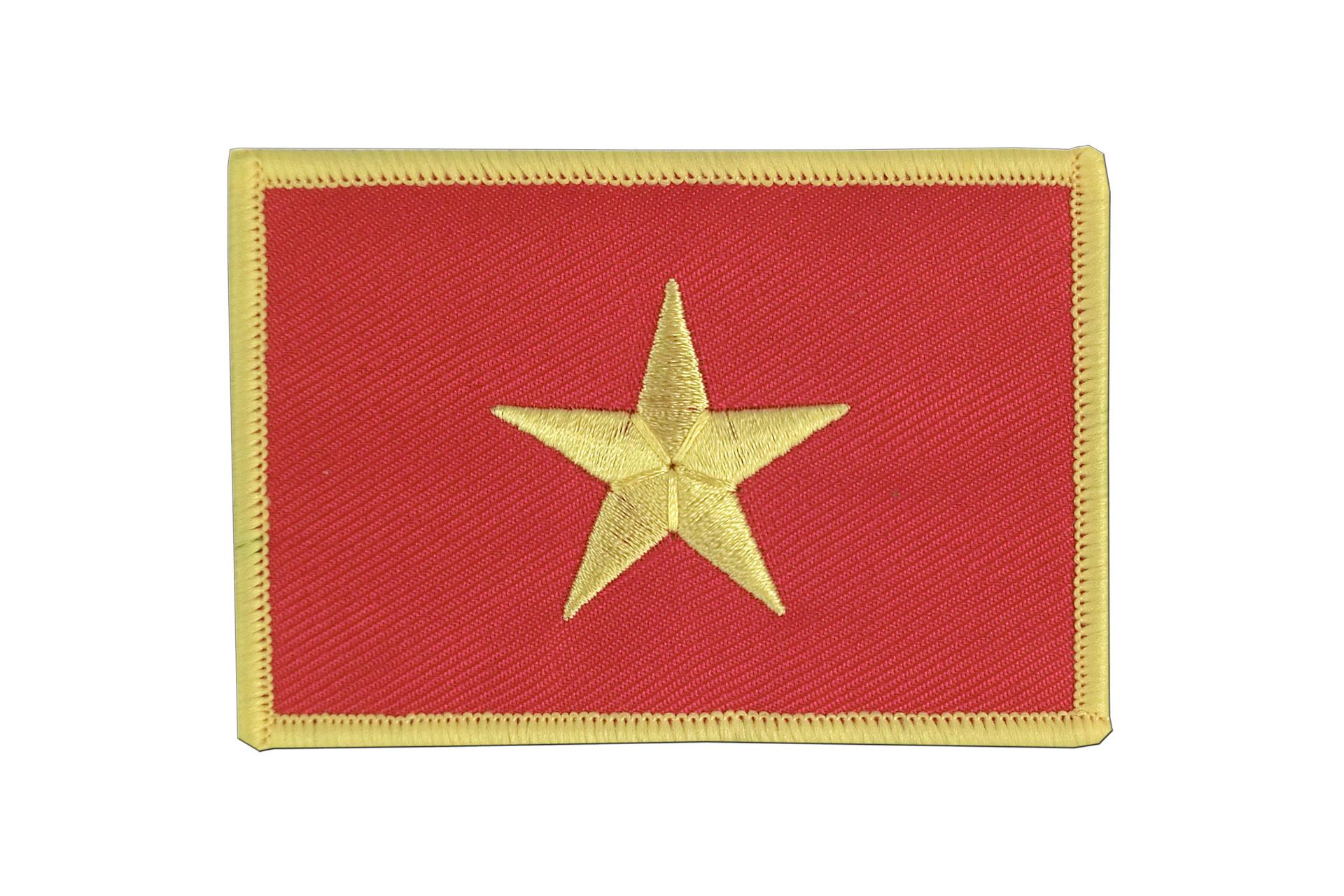 Cusson vi t nam vietnam monsieur des drapeaux - Ecusson as monaco ...