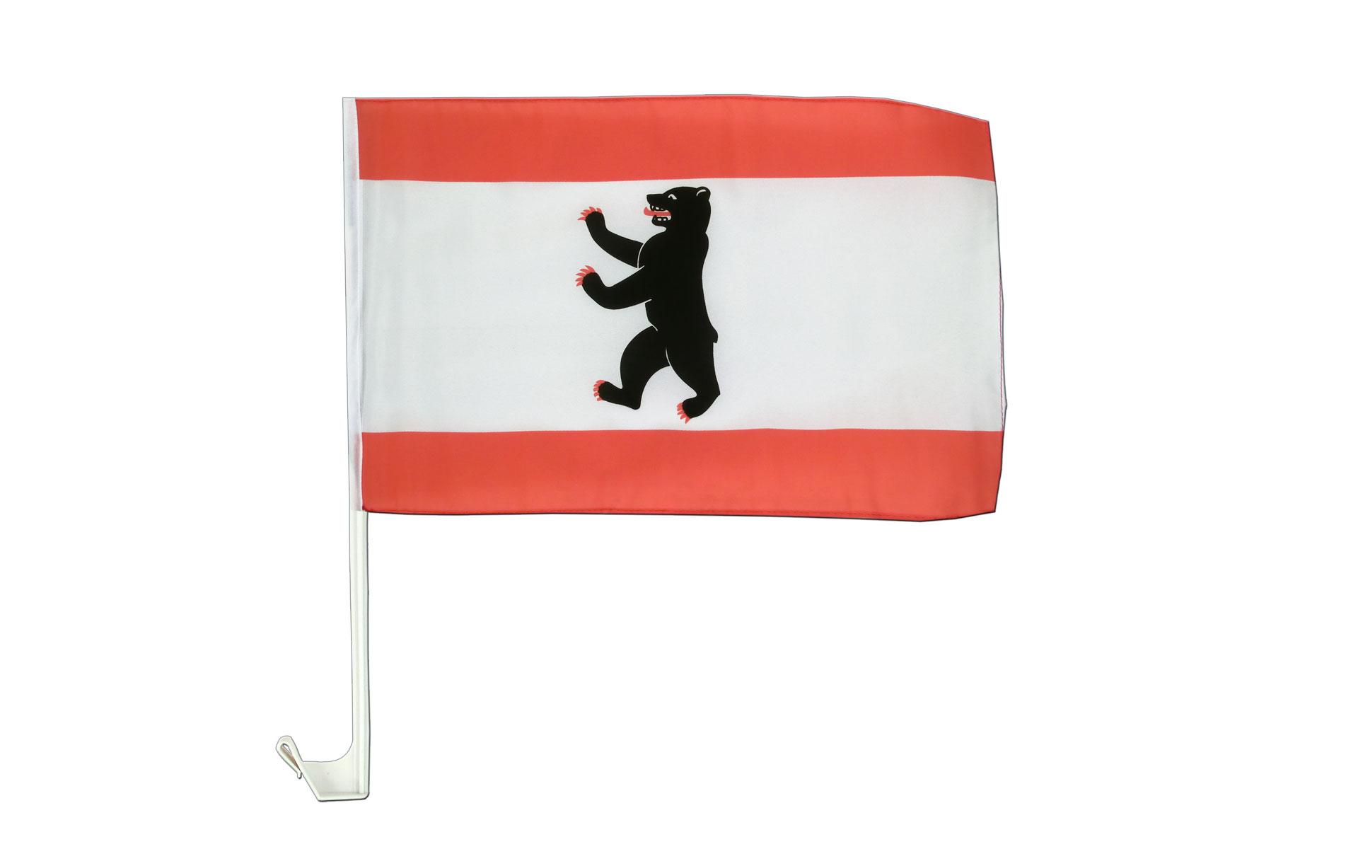 berlin car flag 12x16 royal flags. Black Bedroom Furniture Sets. Home Design Ideas