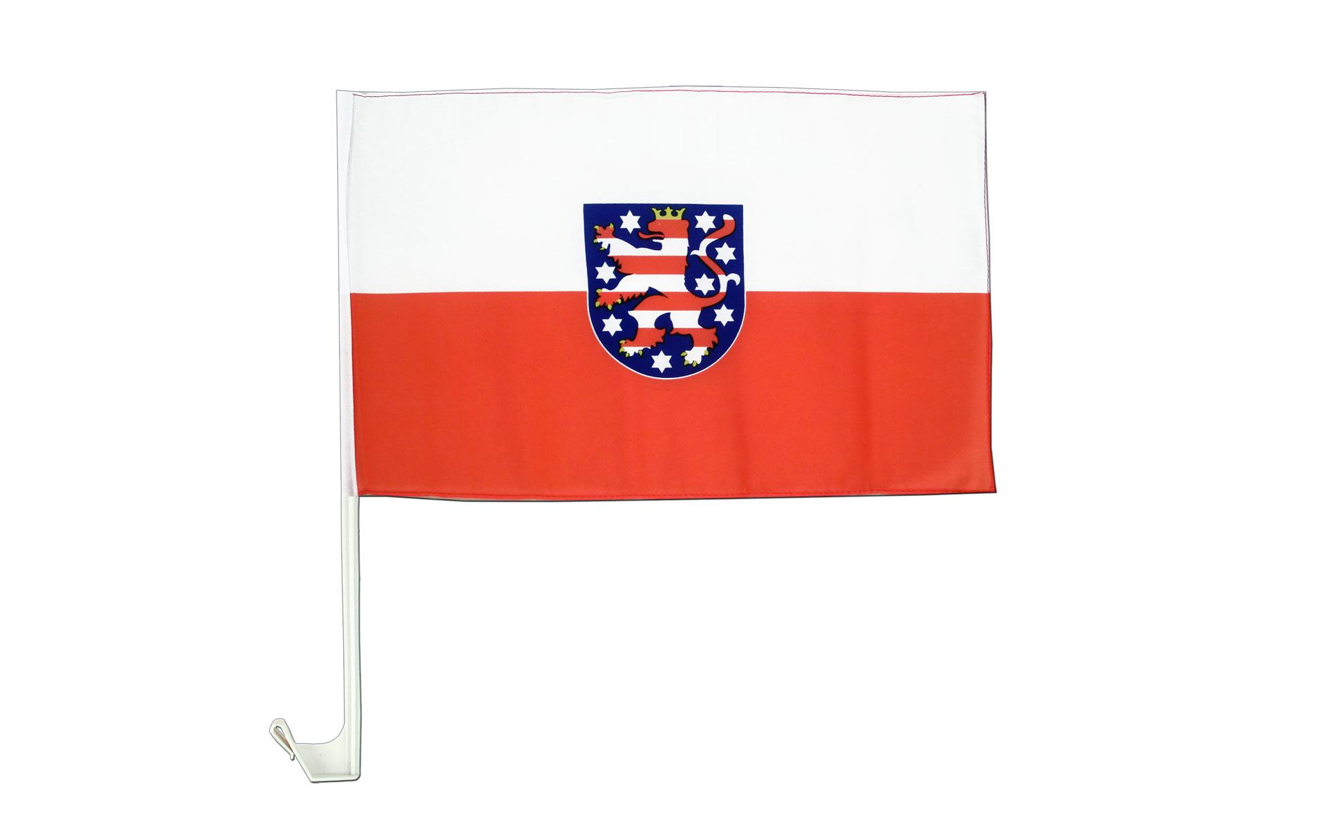 Thüringen Flagge Fahne Flaggen Hissflagge 150 x 90 cm cm
