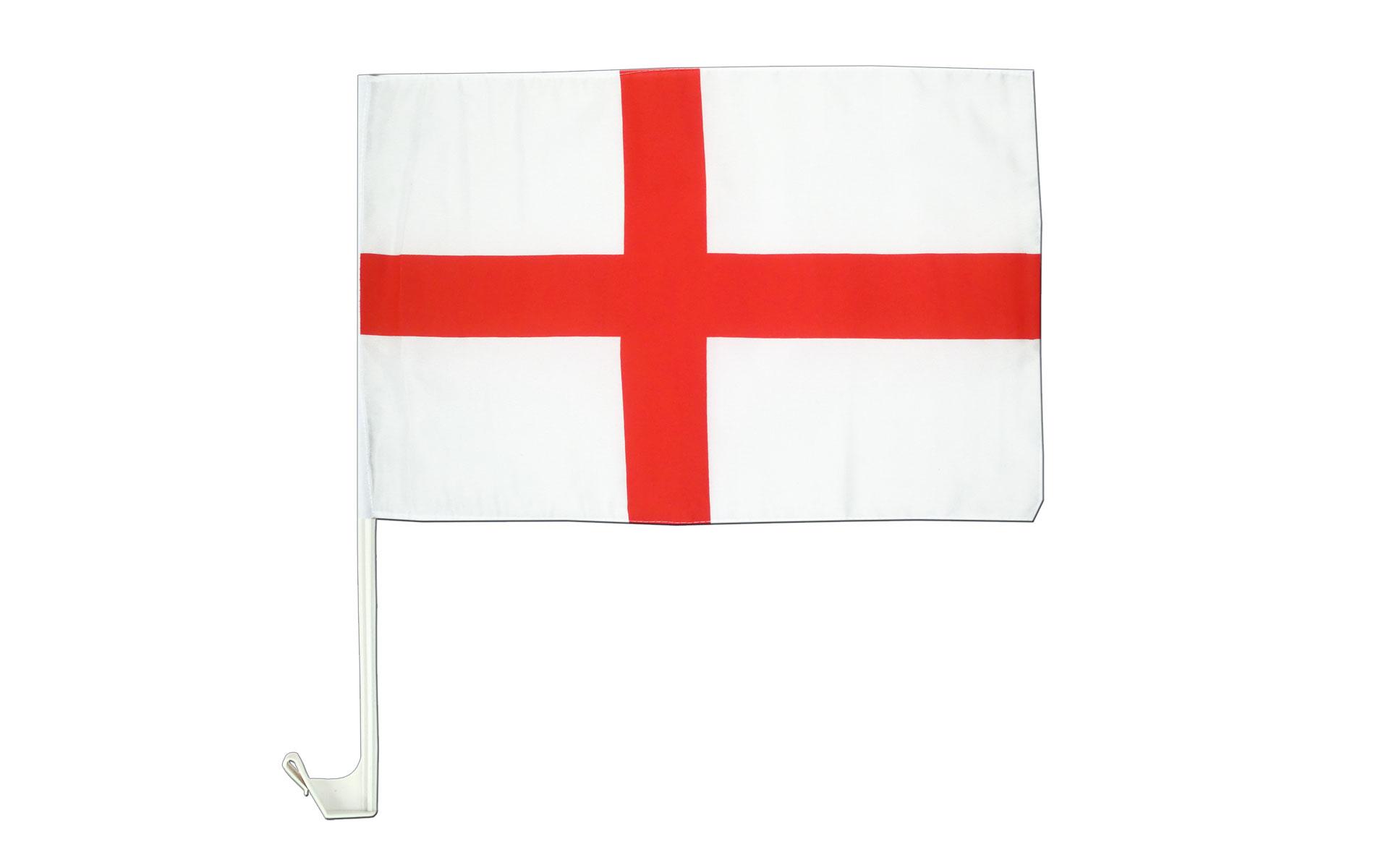 drapeau de voiture angleterre st george monsieur des drapeaux. Black Bedroom Furniture Sets. Home Design Ideas