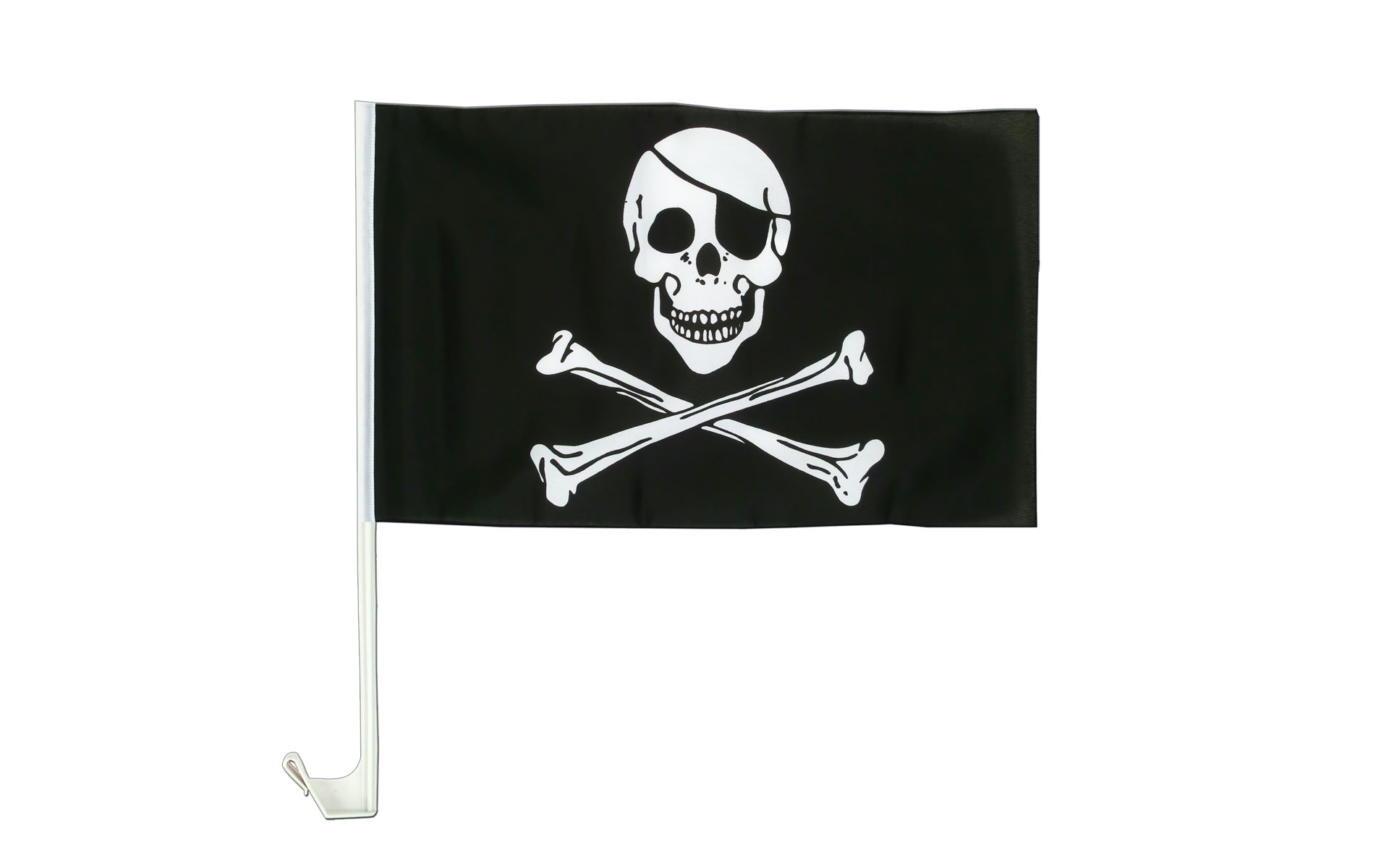 Drapeau pirate pour voiture monsieur des drapeaux - Monsieur pirate ...