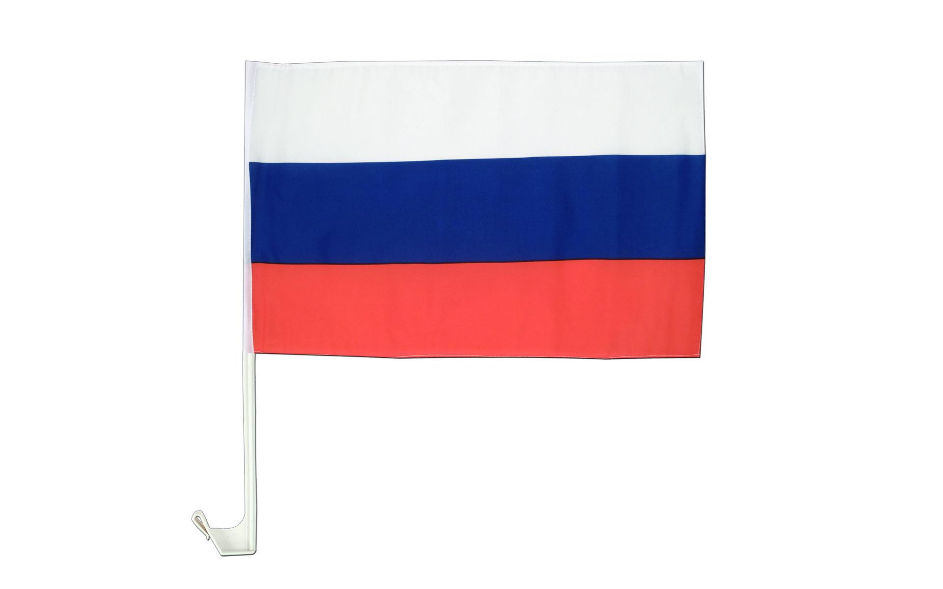 Le jour du drapeau national de la Russie - Russian Visa