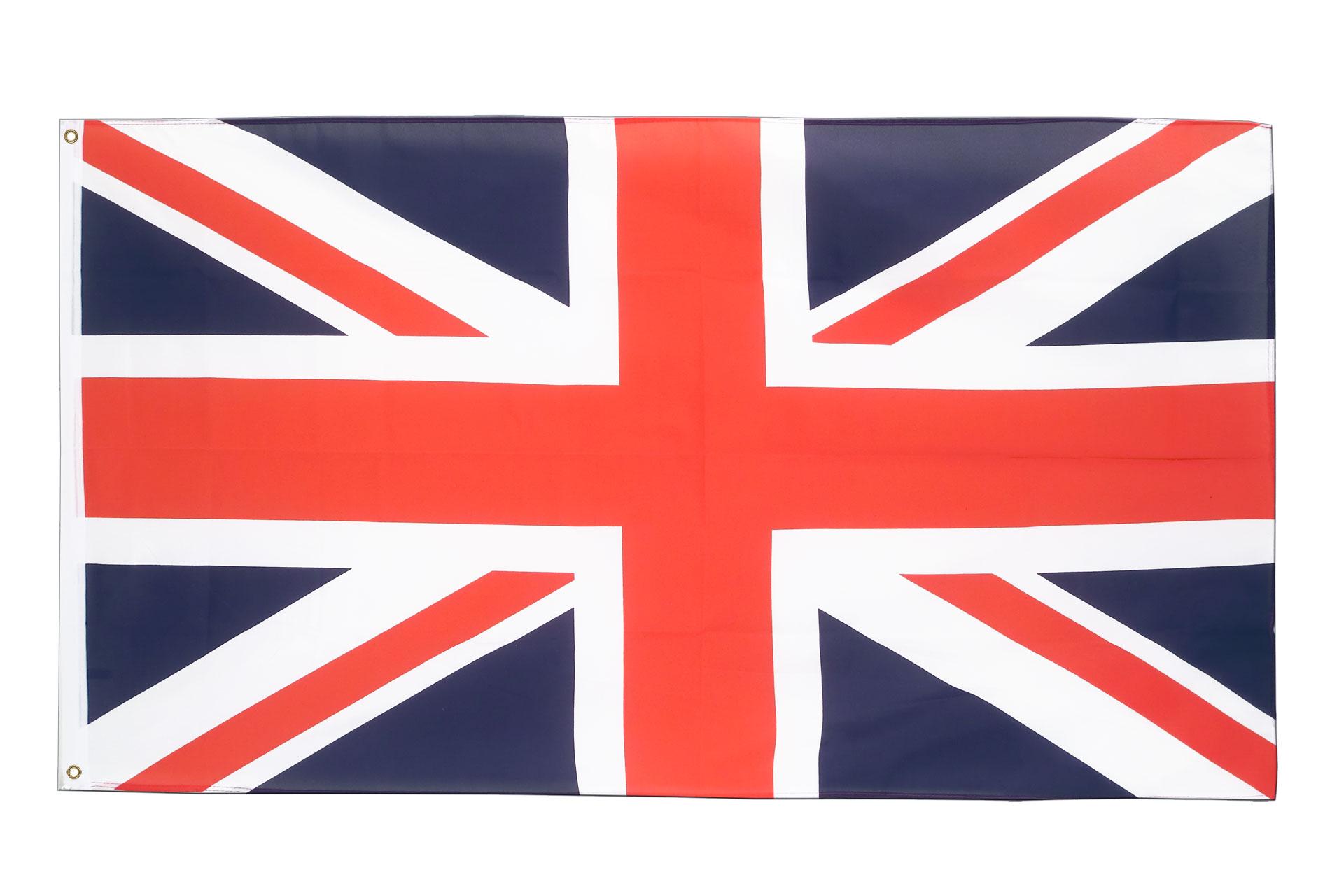 Drapeau anglais pas cher 60 x 90 cm monsieur drapeaux for Drapeau publicitaire exterieur pas cher