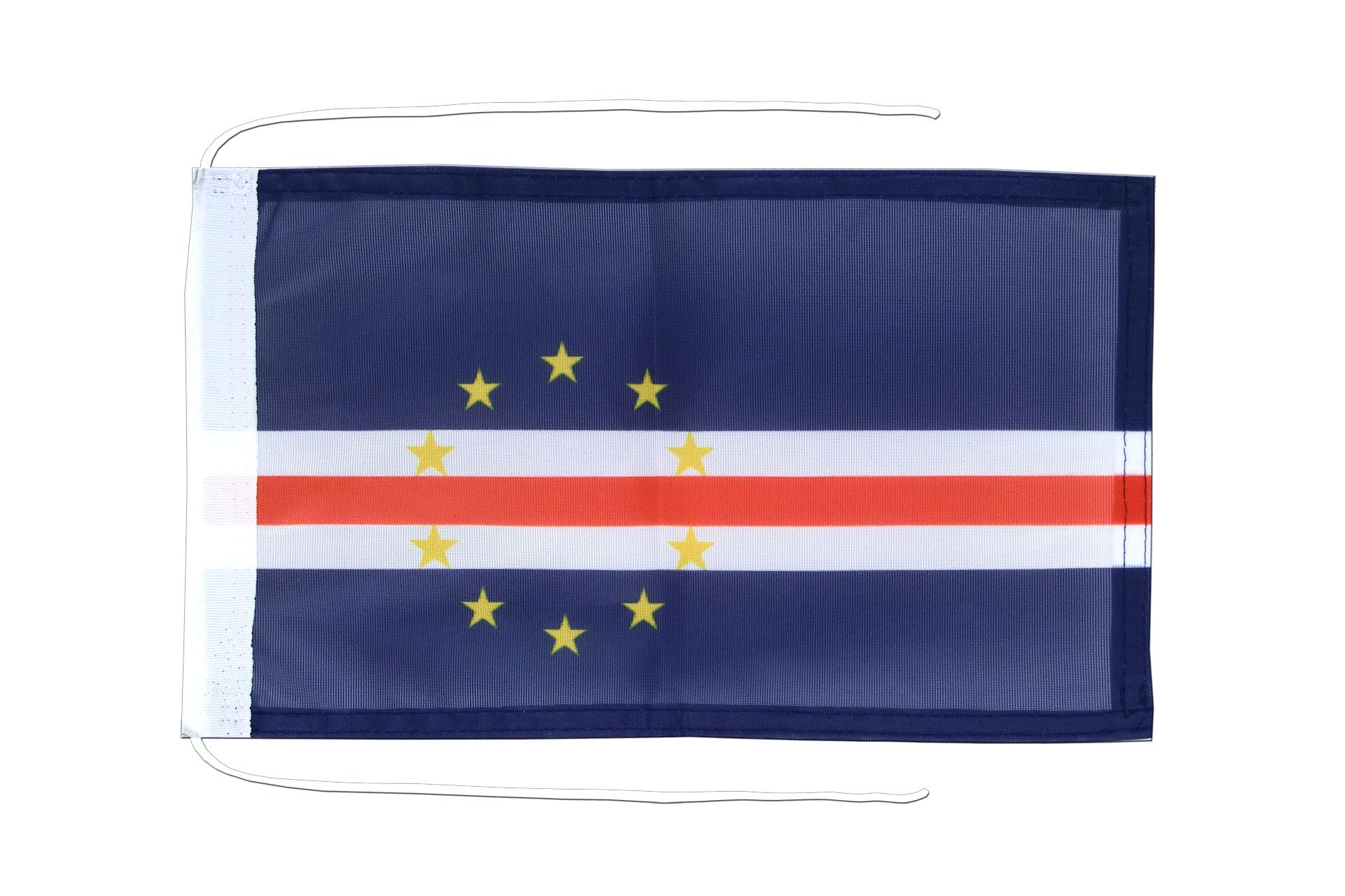 Kap verde flagge 20 x 30 cm - Kleine kap ...