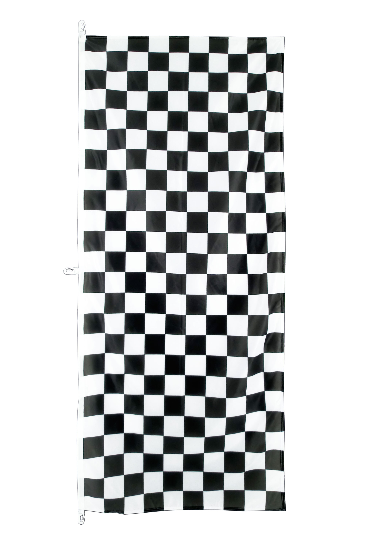 drapeau vertical damier 80x200 monsieur des drapeaux. Black Bedroom Furniture Sets. Home Design Ideas