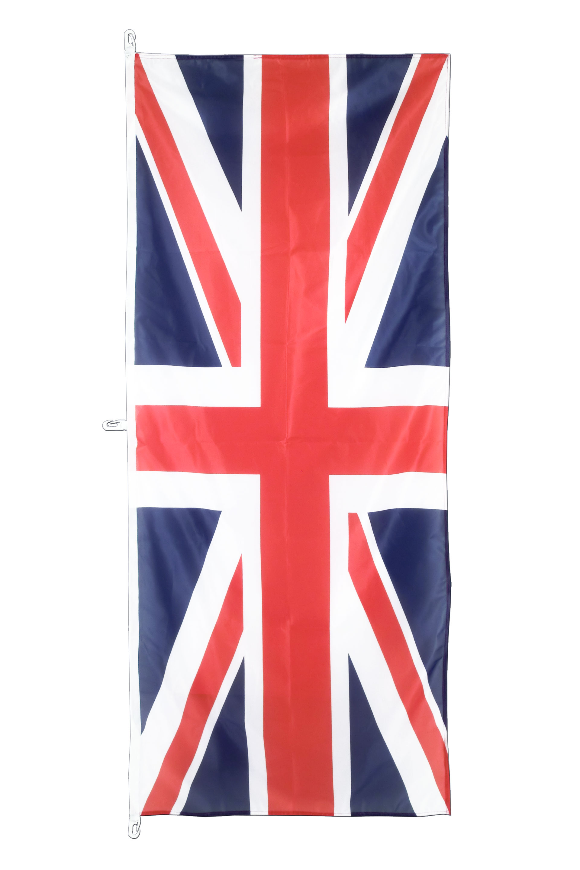 drapeau vertical royaume-uni - 80x200