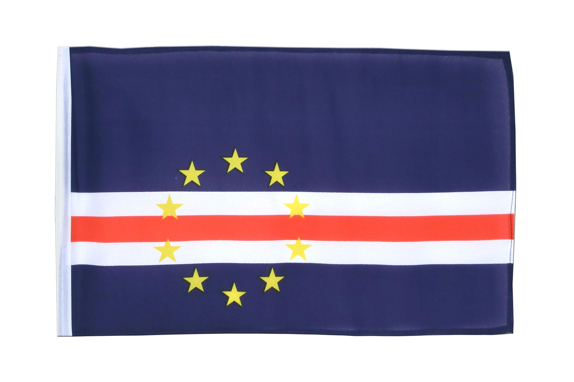 Kleine kap verde flagge 30 x 45 cm - Kleine kap ...