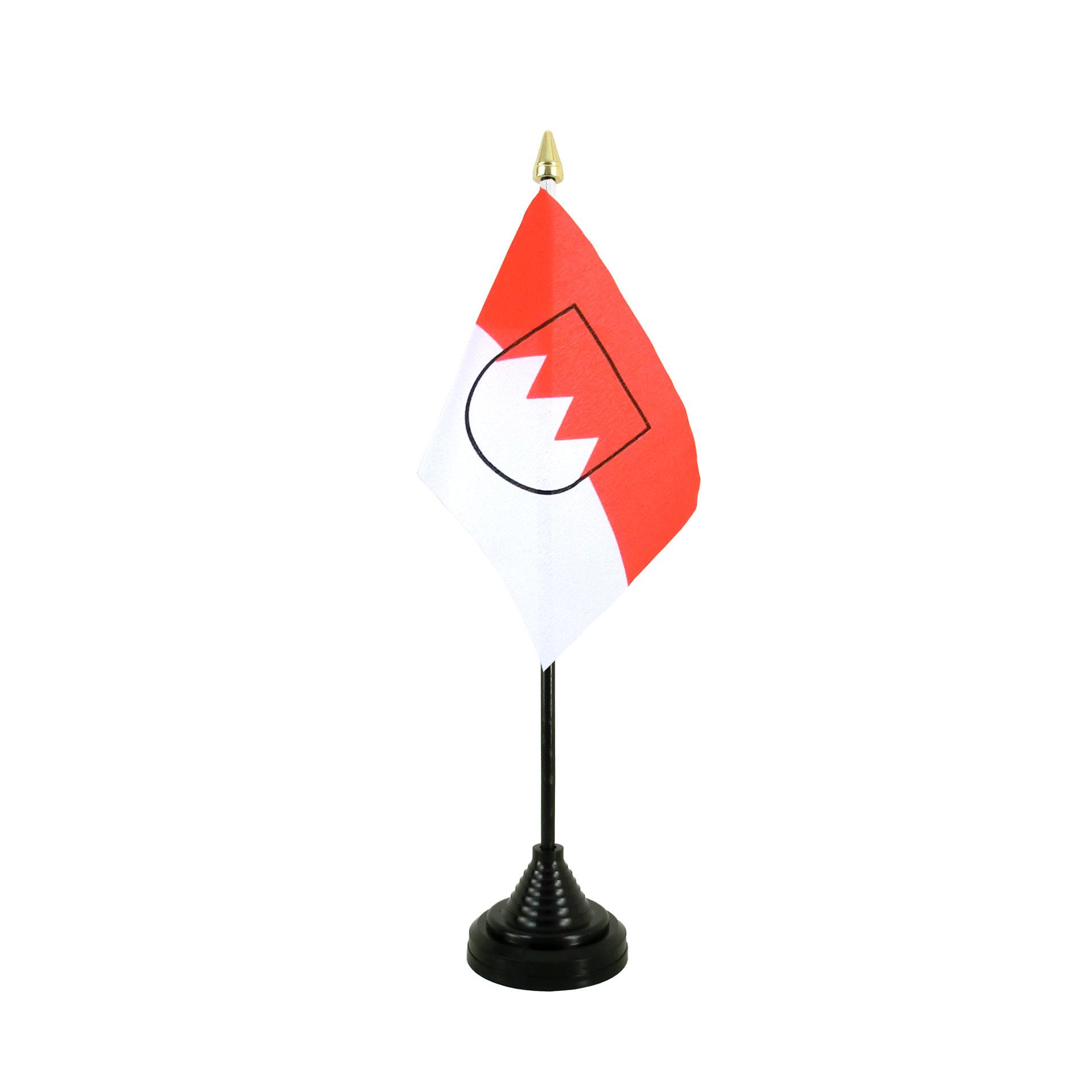 Franken Tischflagge Tischfahne Flagge Memorabilia Flaggen