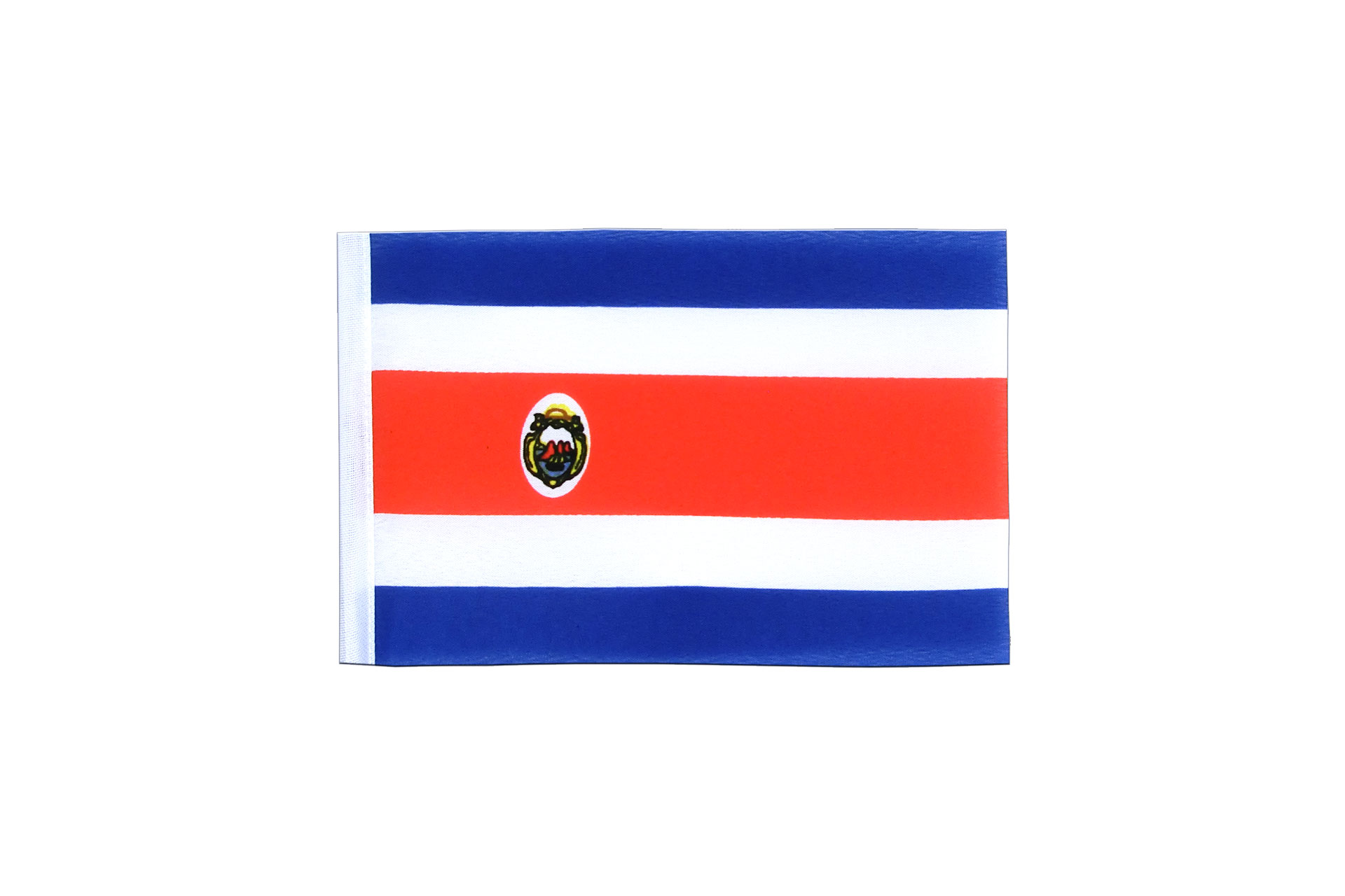 mini flag costa rica 4x6 royal flags