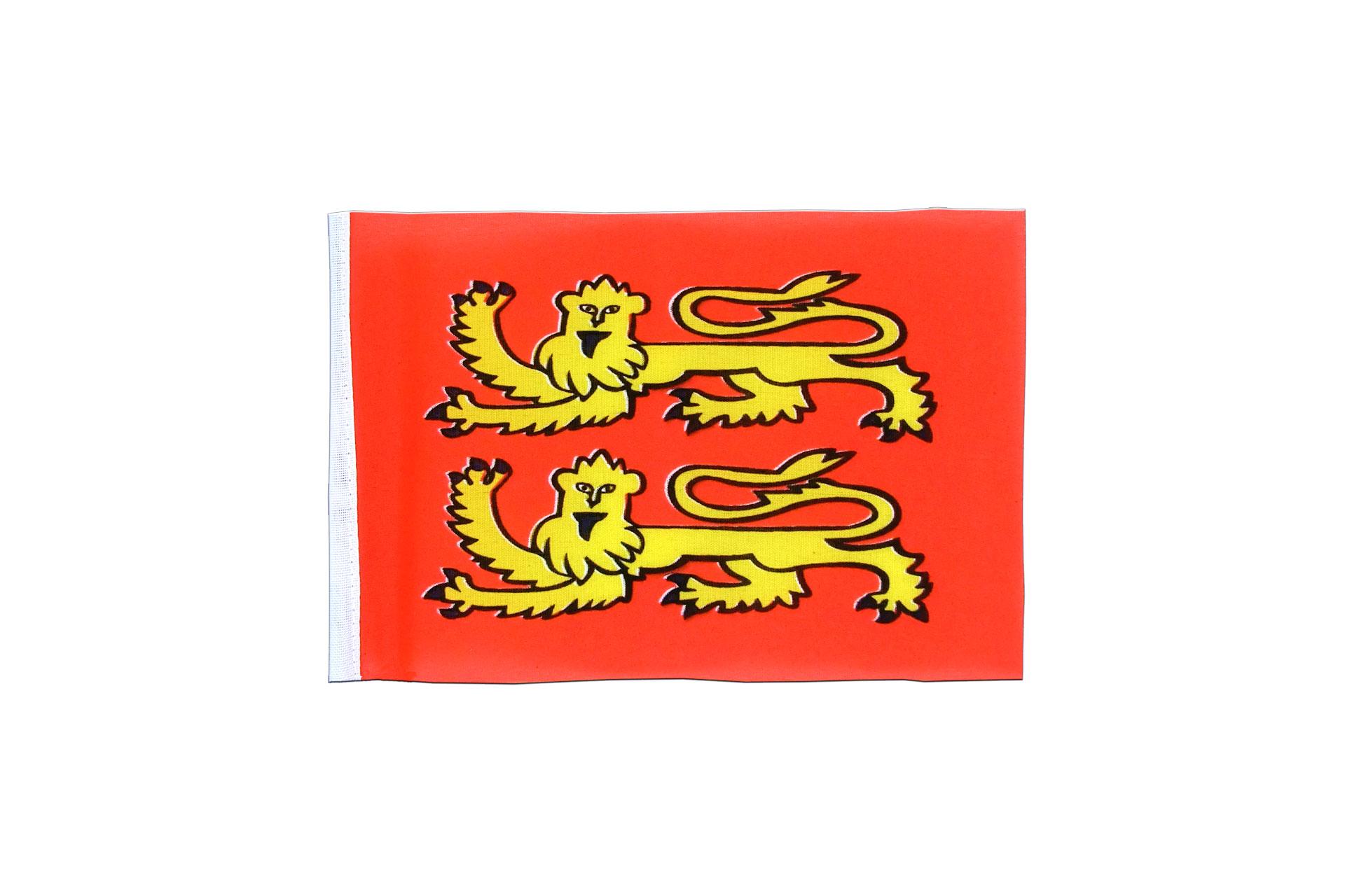 Fanion basse normandie 10 x 15 cm monsieur des drapeaux - Chambre des notaires de basse normandie ...