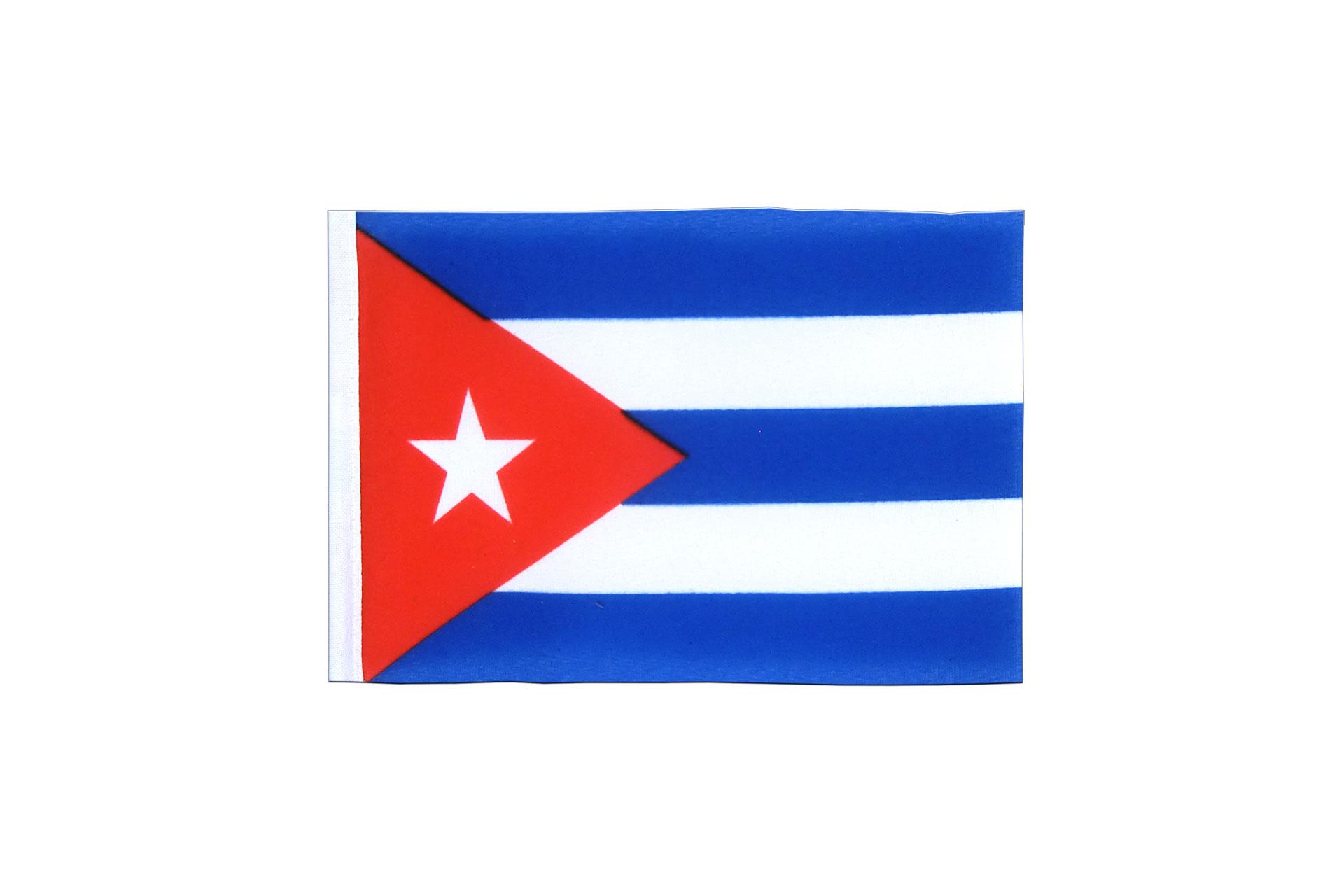Kuba flagge kubanische f hnchen 10 x 15 cm Kuba dekoration