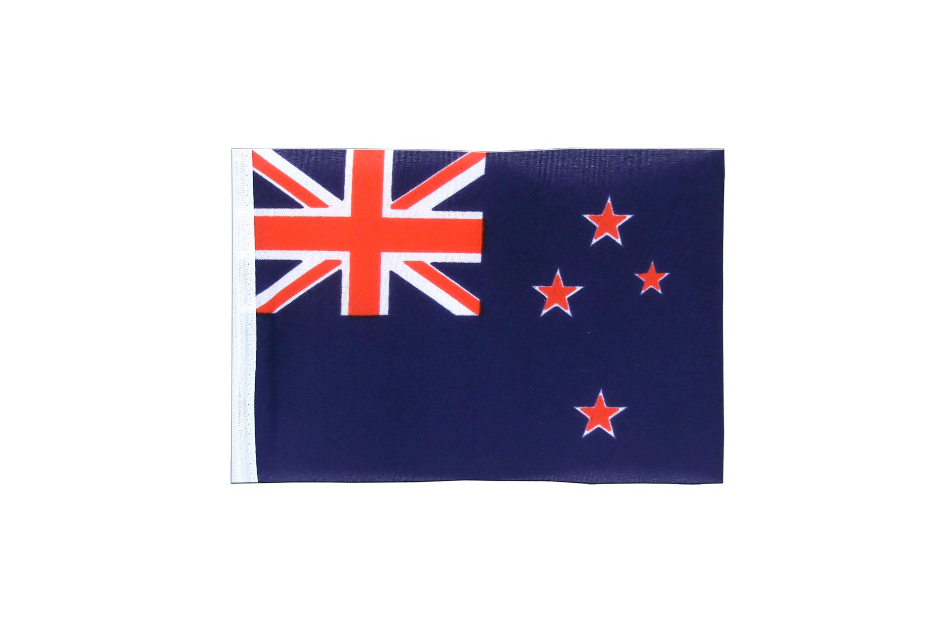 Mini New Zealand Flag  4x6  RoyalFlags