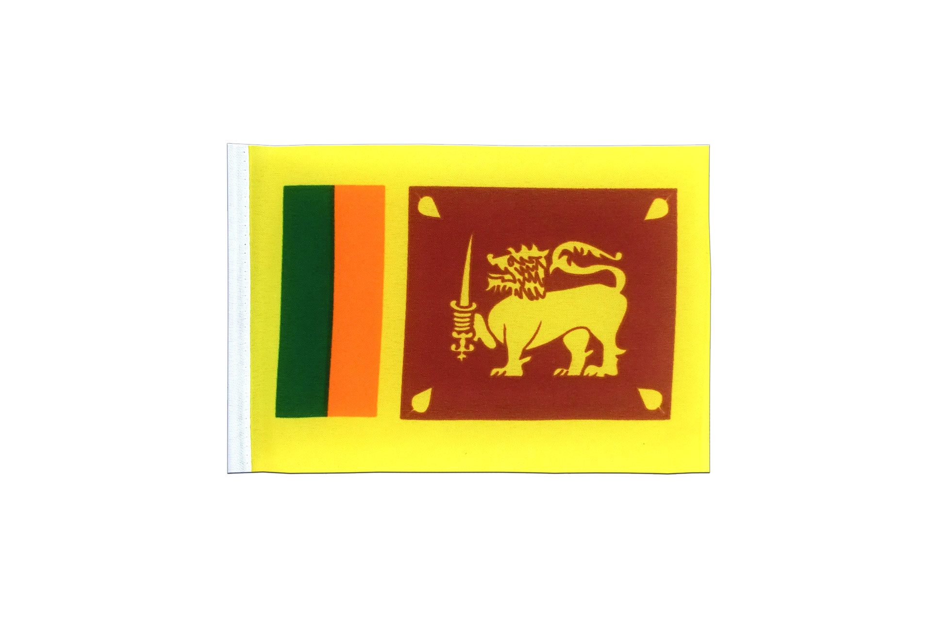 Mini Flag Sri Lanka