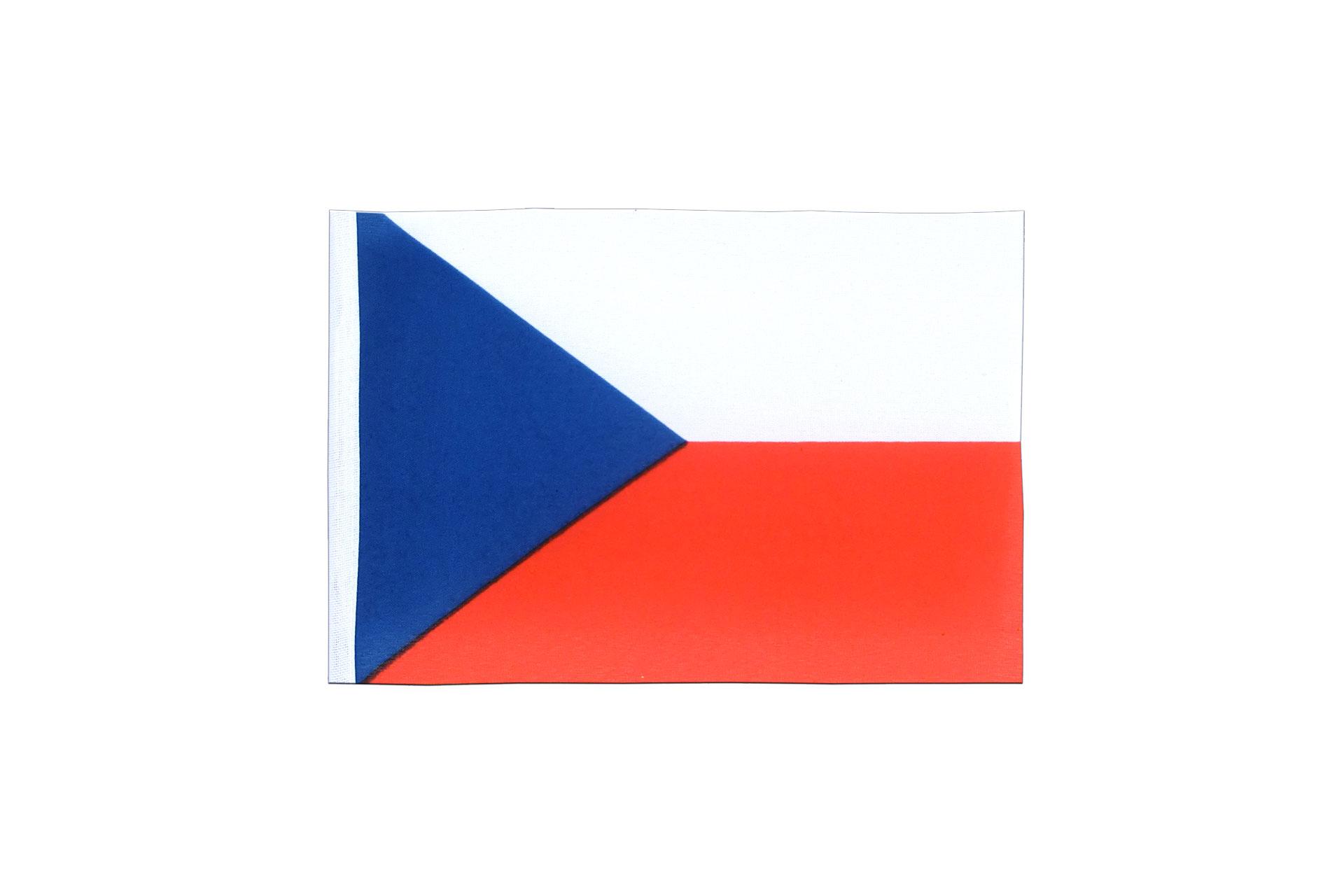 Mini Flag Czech Republic