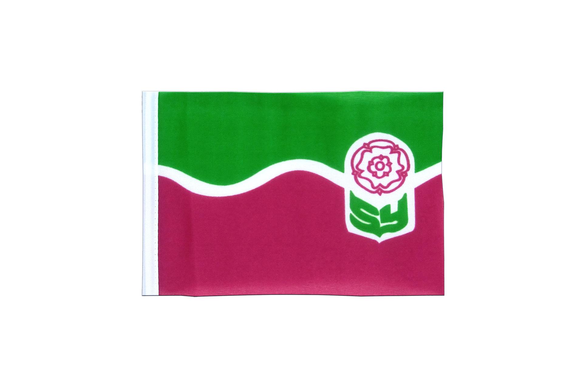 Mini South Yorkshire Flag 4x6 Quot Royal Flags