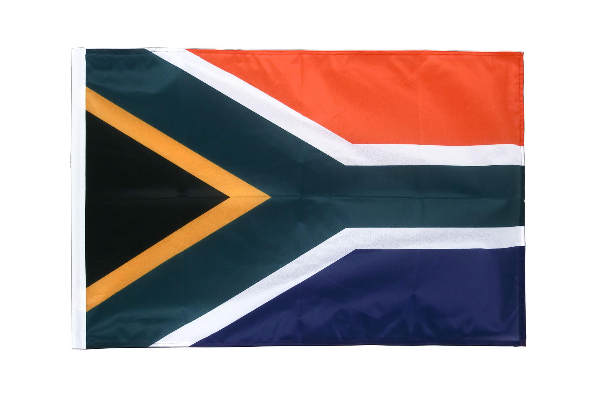 pavillon afrique du sud fourreau pro 60 x 90 cm m des drapeaux. Black Bedroom Furniture Sets. Home Design Ideas