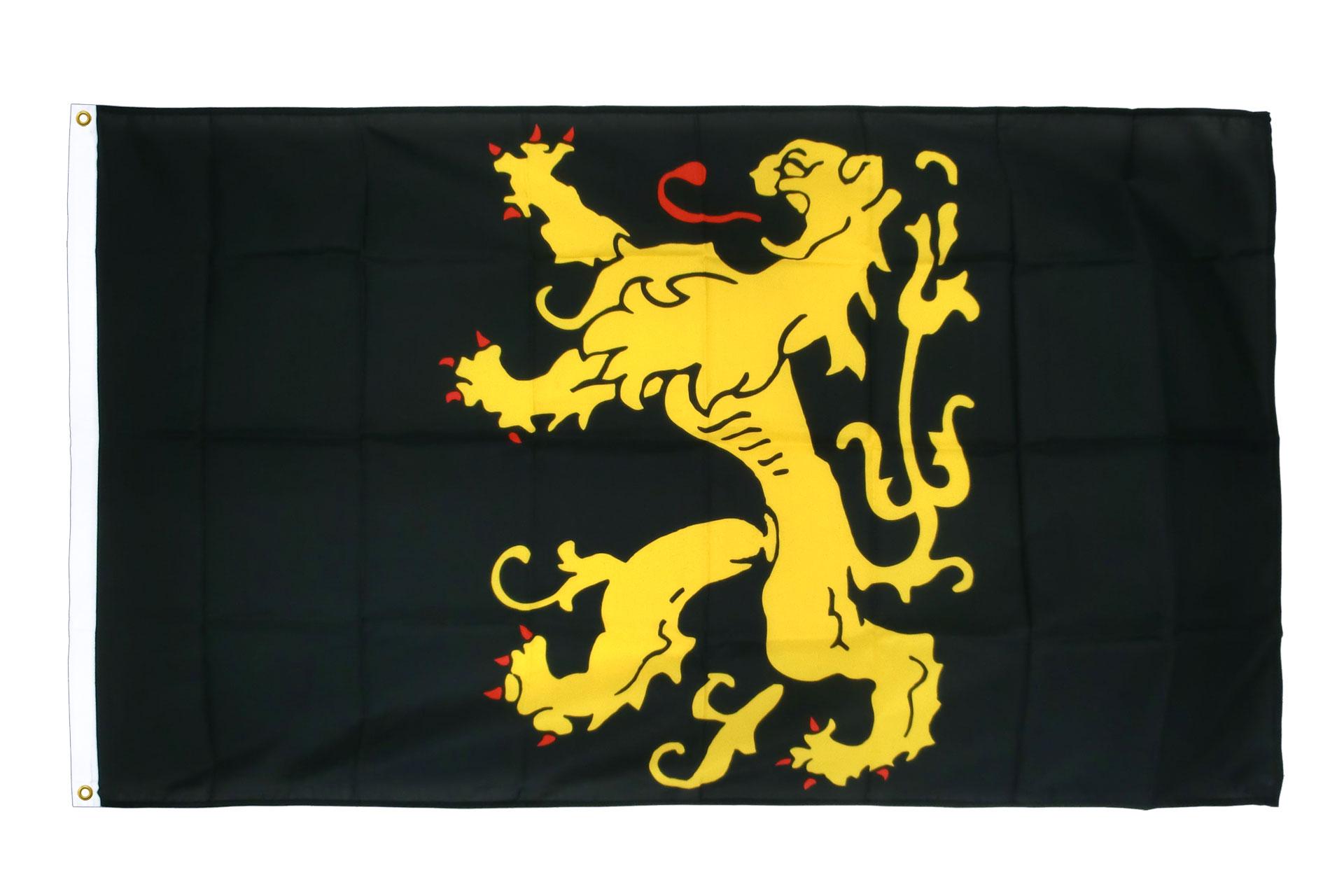 drapeau de qualit u00e9   brabant - 90 x 150 cm cv