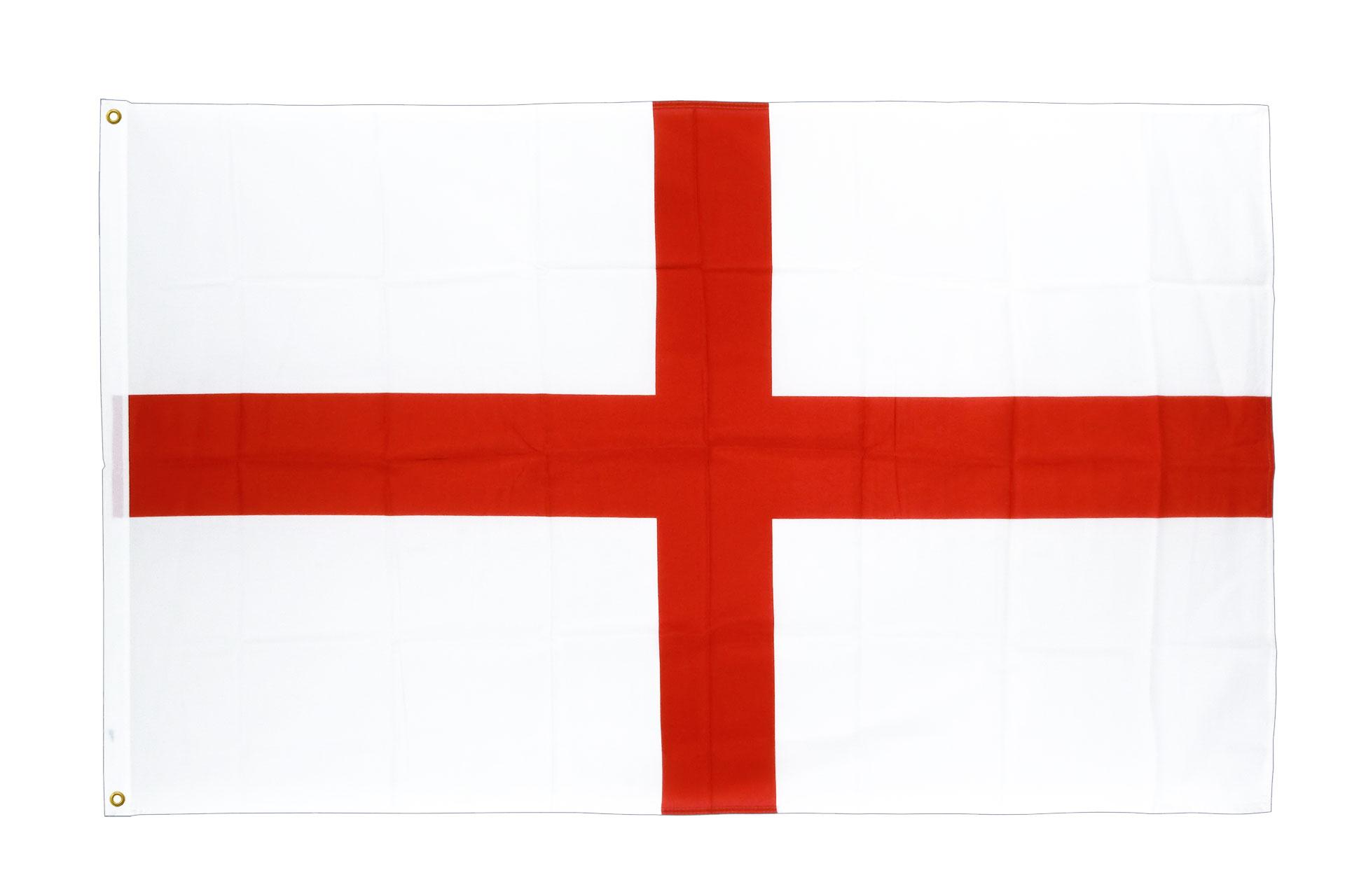 drapeau de qualit u00e9   angleterre st  george