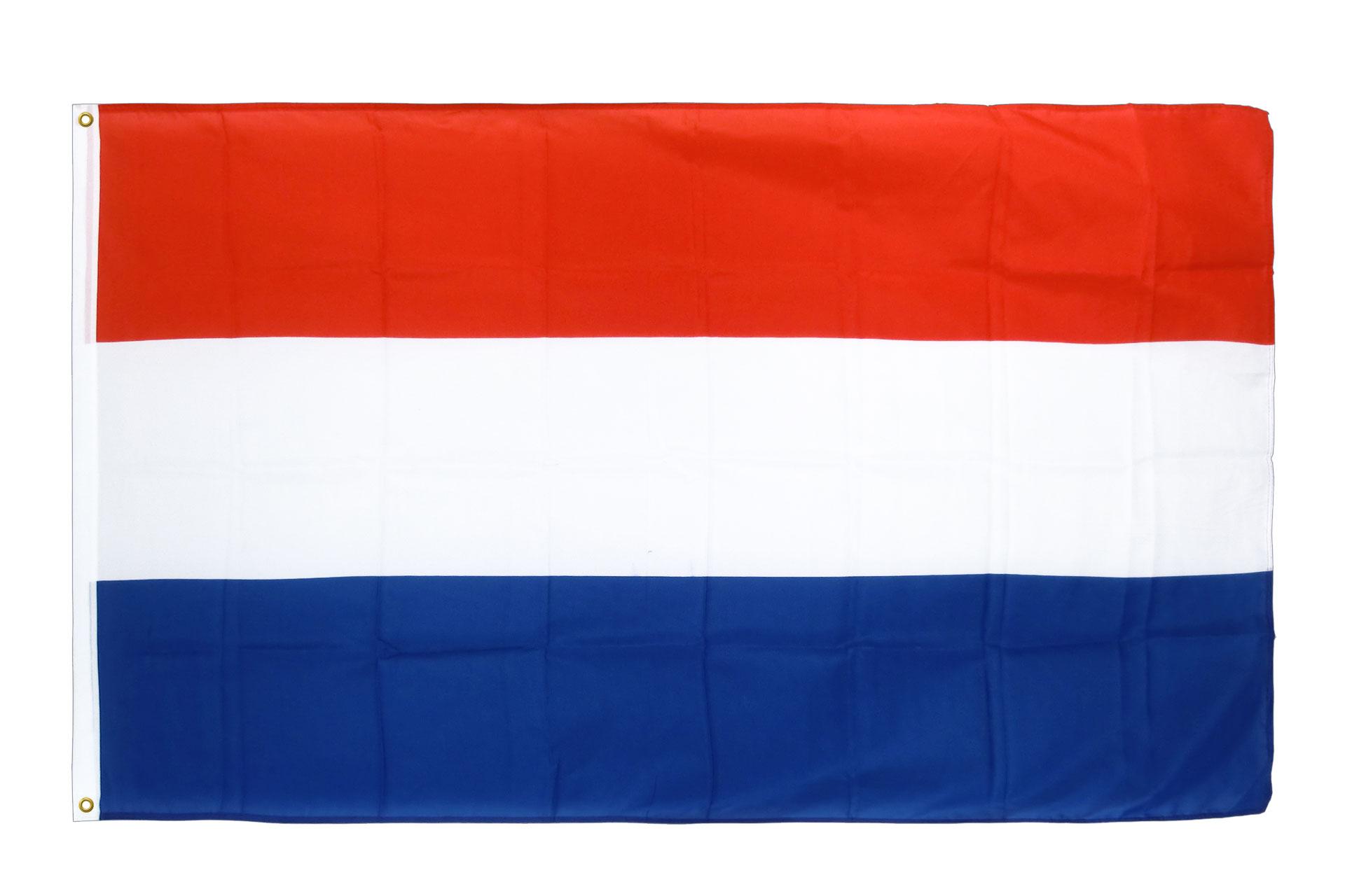 drapeau de qualit u00e9   pays-bas - 90 x 150 cm cv