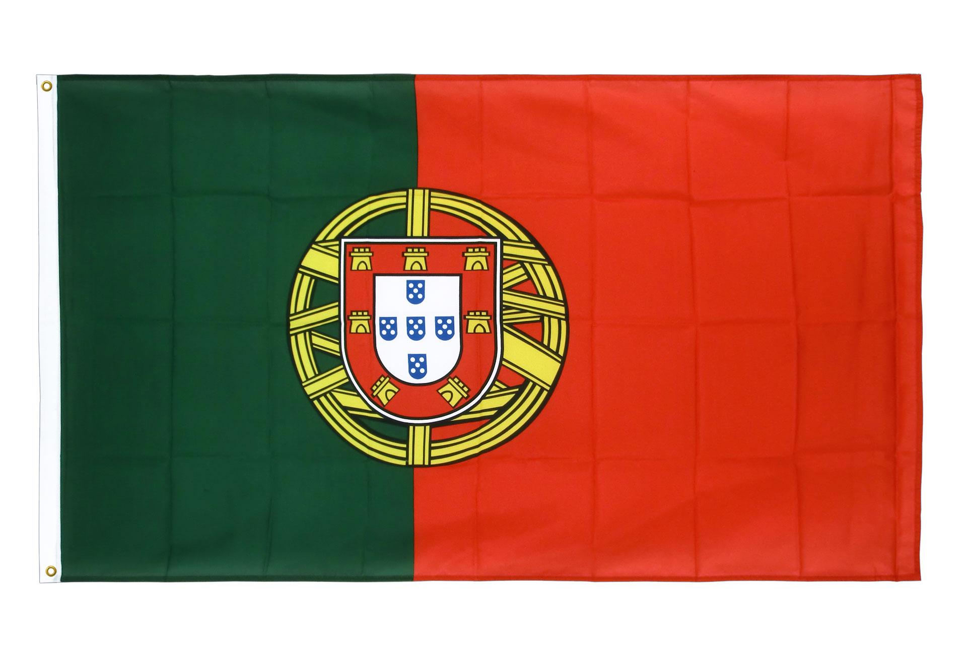 drapeau de qualit u00e9   portugal - 90 x 150 cm cv