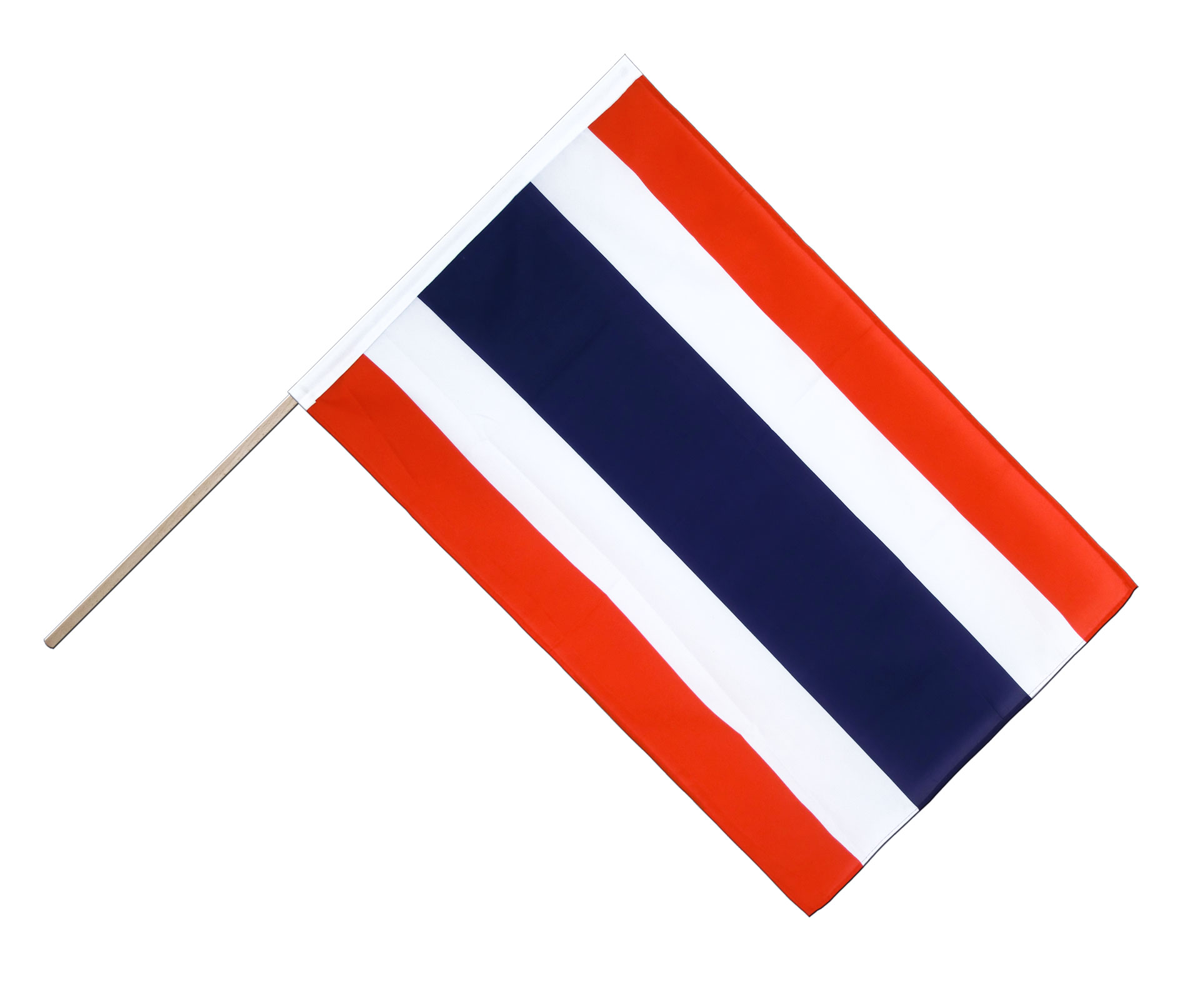 Thailand Stockflagge Eco 60 X 90 Cm Flaggenplatz